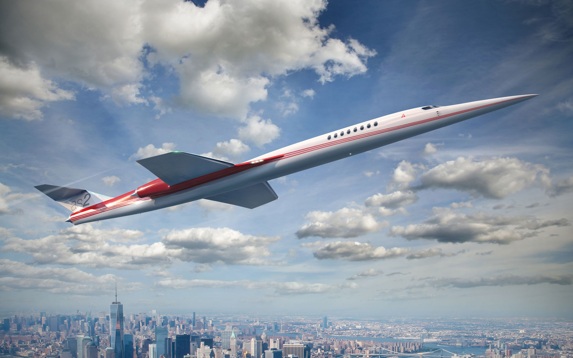 Aerion, Lockheed Plan AS2 SSBJ Announcement on Friday