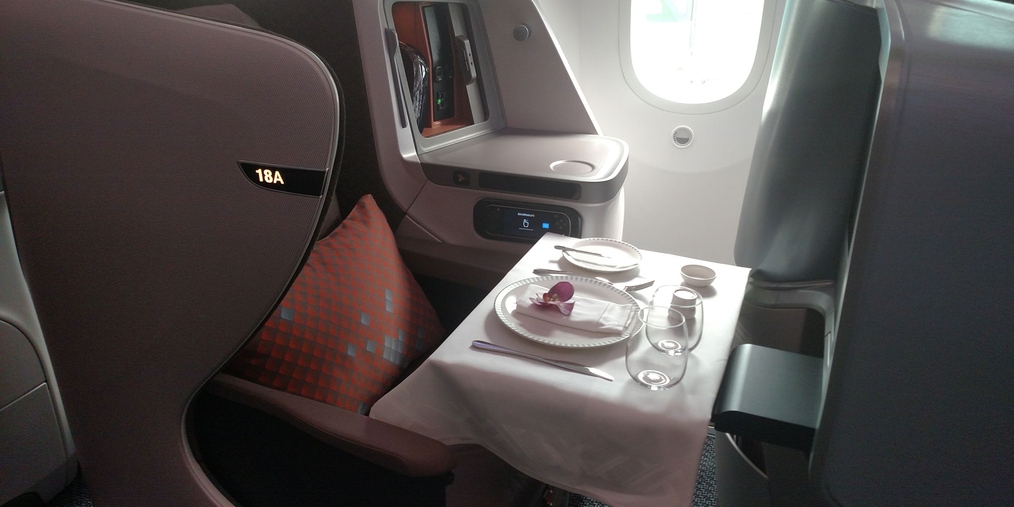 SIA Unveils New Interior, Plans for Boeing 787-10s | Air Transport