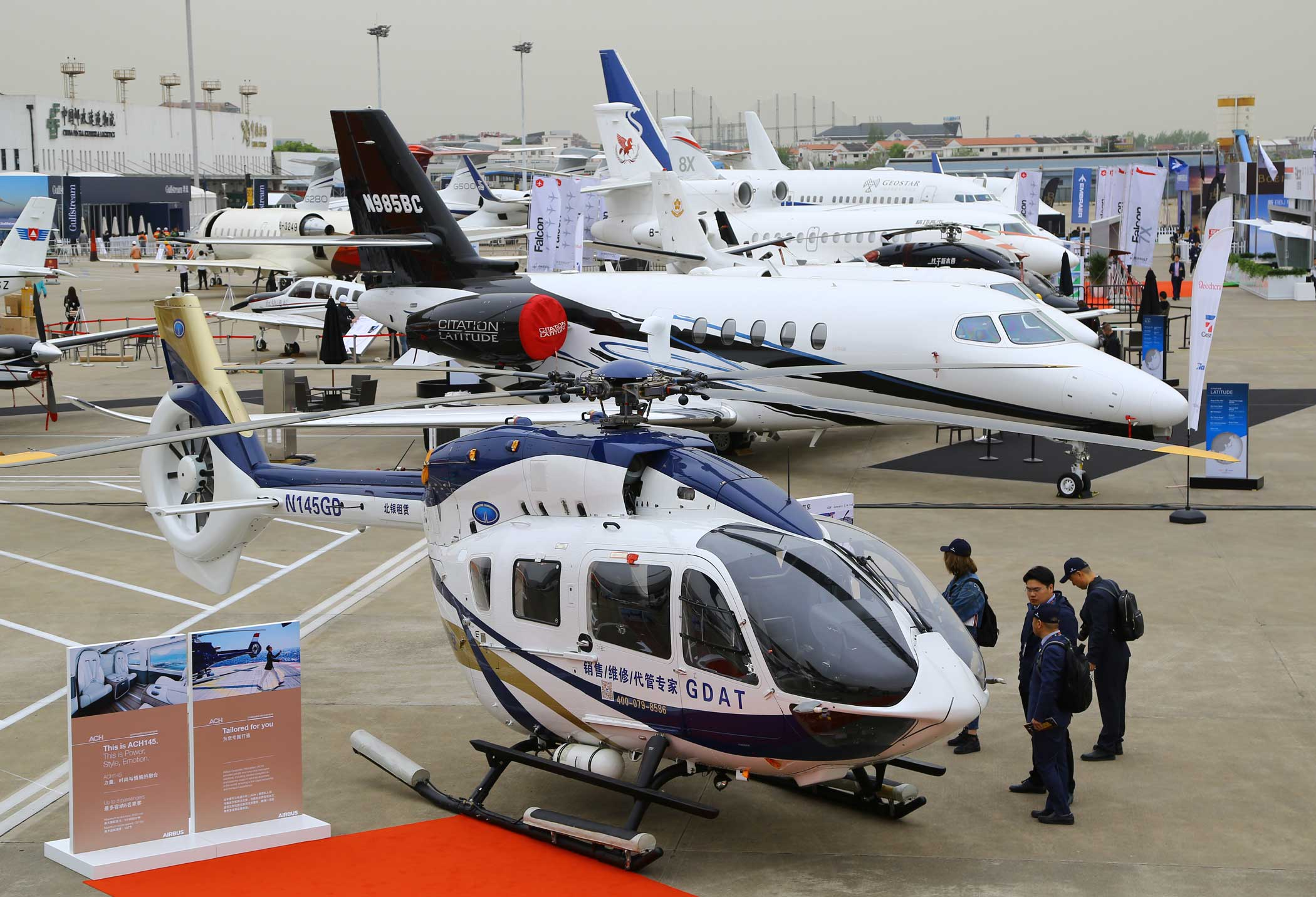 ABACE Highlights Region\'s Commitment To Growth | Business Aviation ...