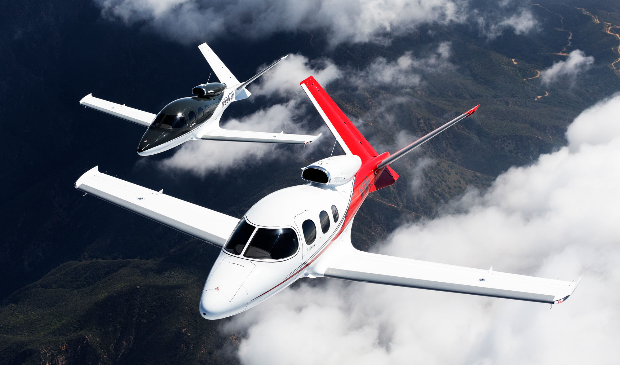 cirrus aircraft wins collier trophy for sf50 vision jet business