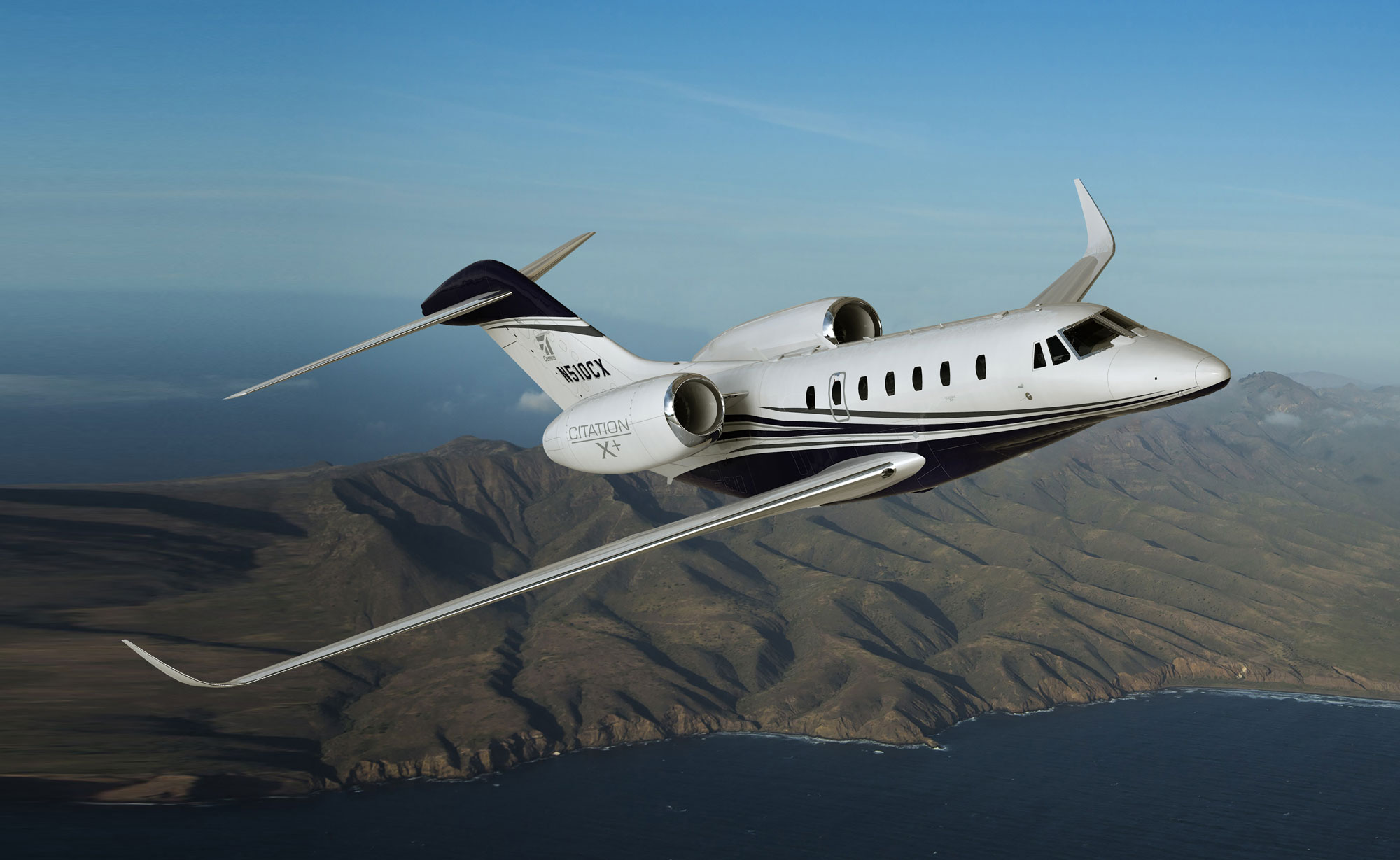 Textron To Cease Production Of Cessna Citation X Business