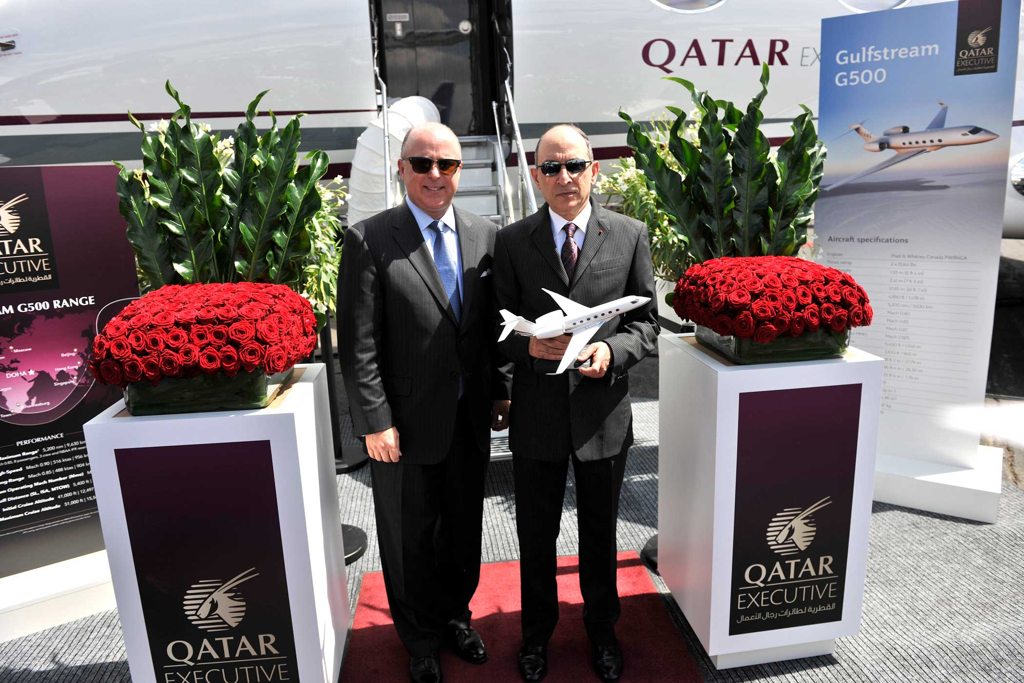 Qatar Charter Arm Welcomes Newest Offering | Business