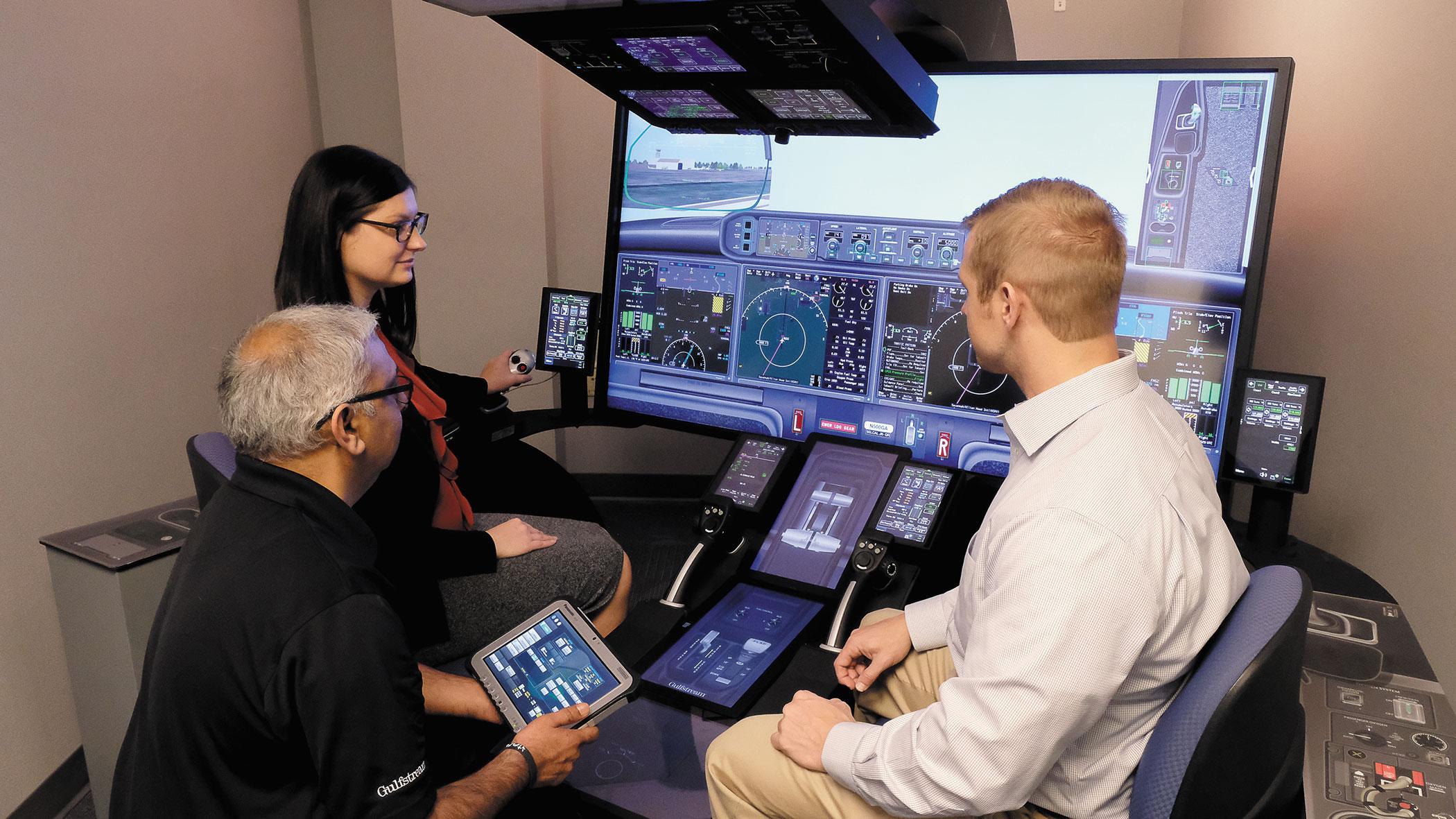 FlightSafety Expands Gulfstream Training Options | Business