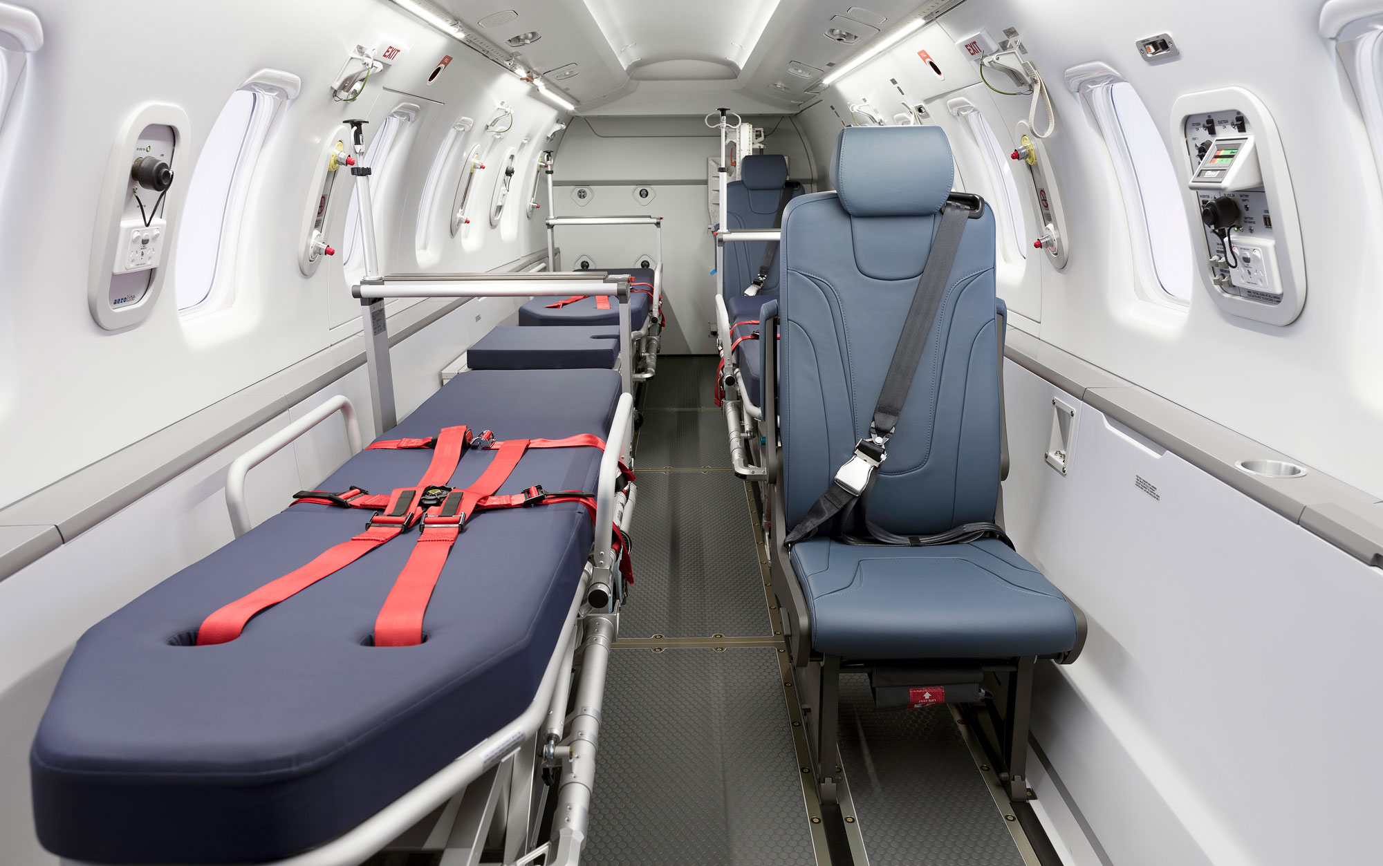 Rfds Takes Delivery Of First Medevac Equipped Pc 24