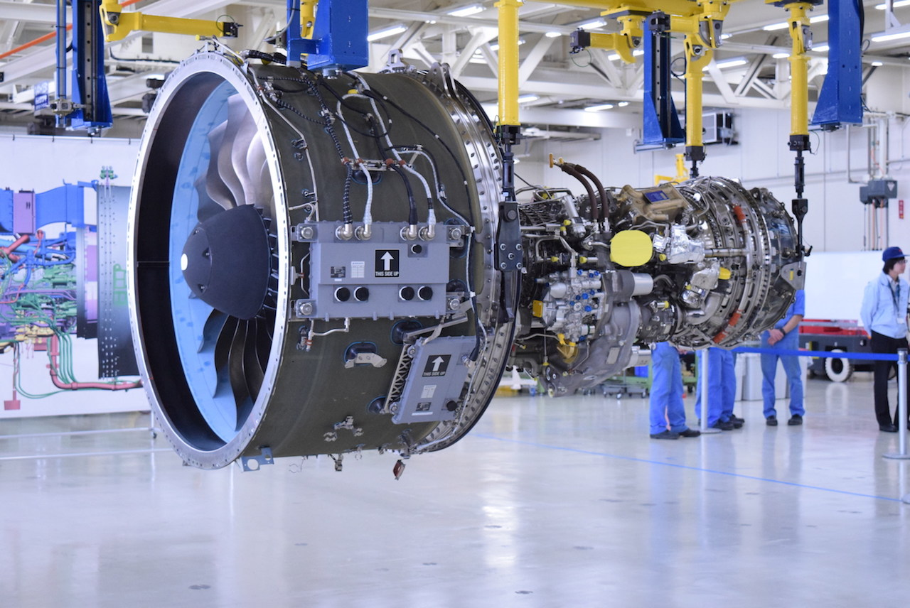MHI Aero Engines Completes Its First PW1200G | Air ...