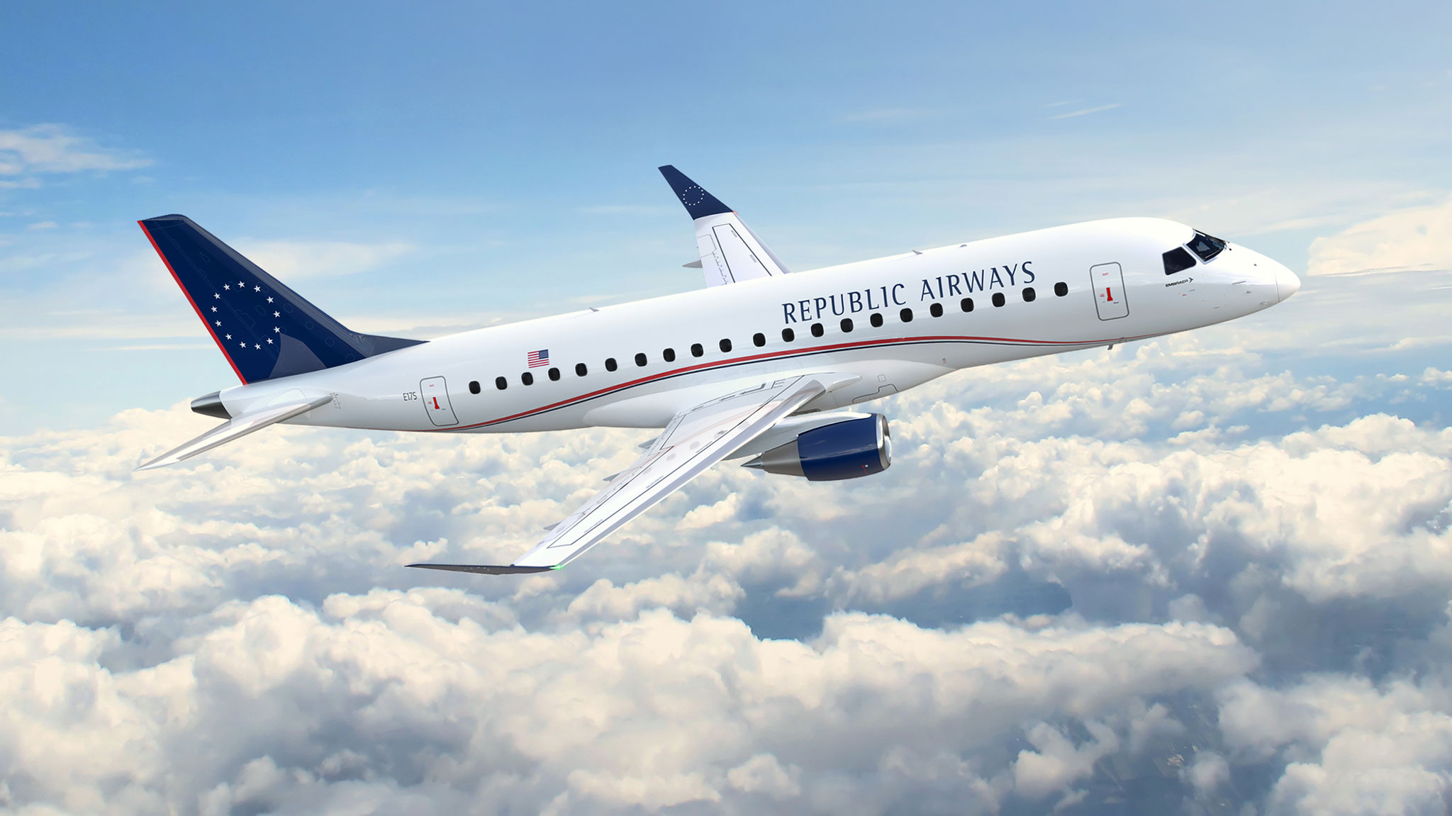Embraer Finalizes Orders From Republic Airways And Azul