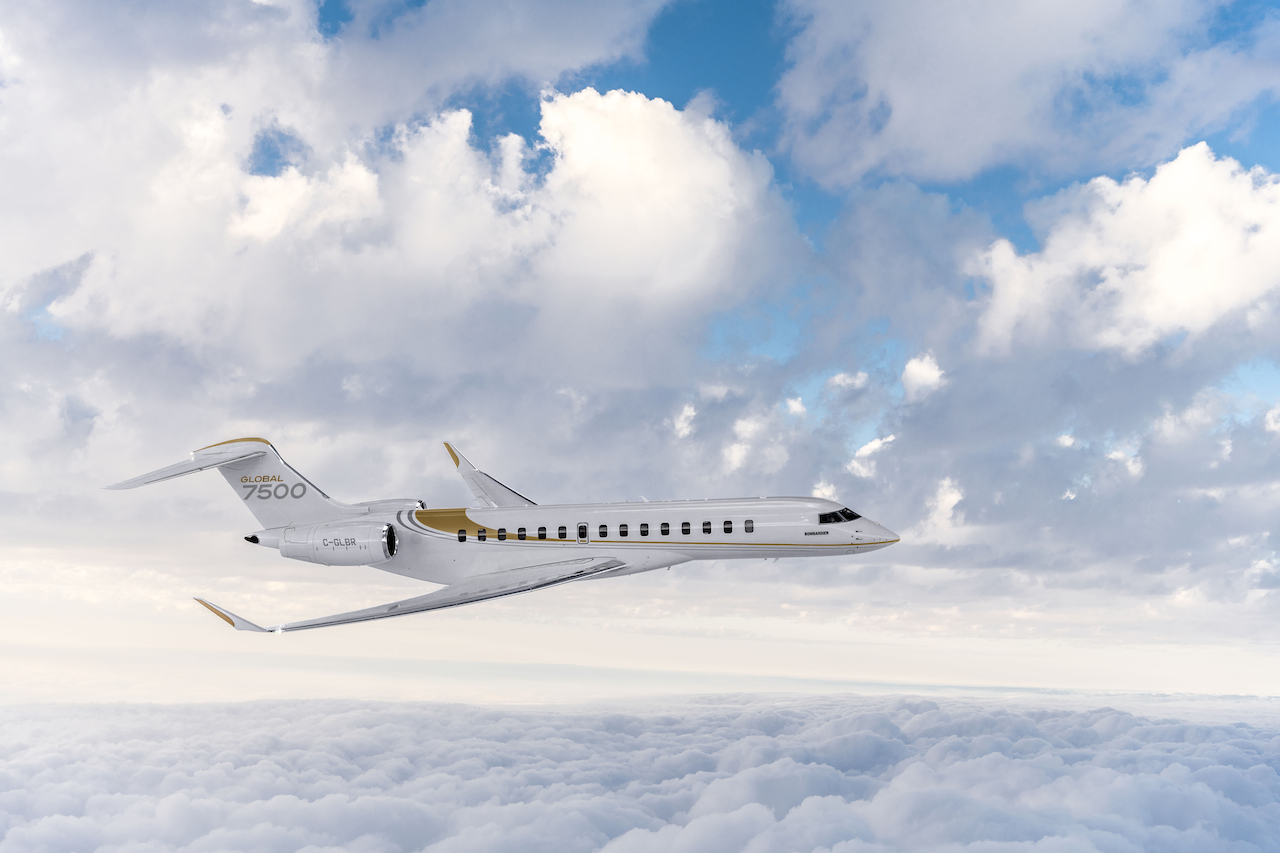 Bombardier S Flagship Global 7500 Gets Easa Nod Business