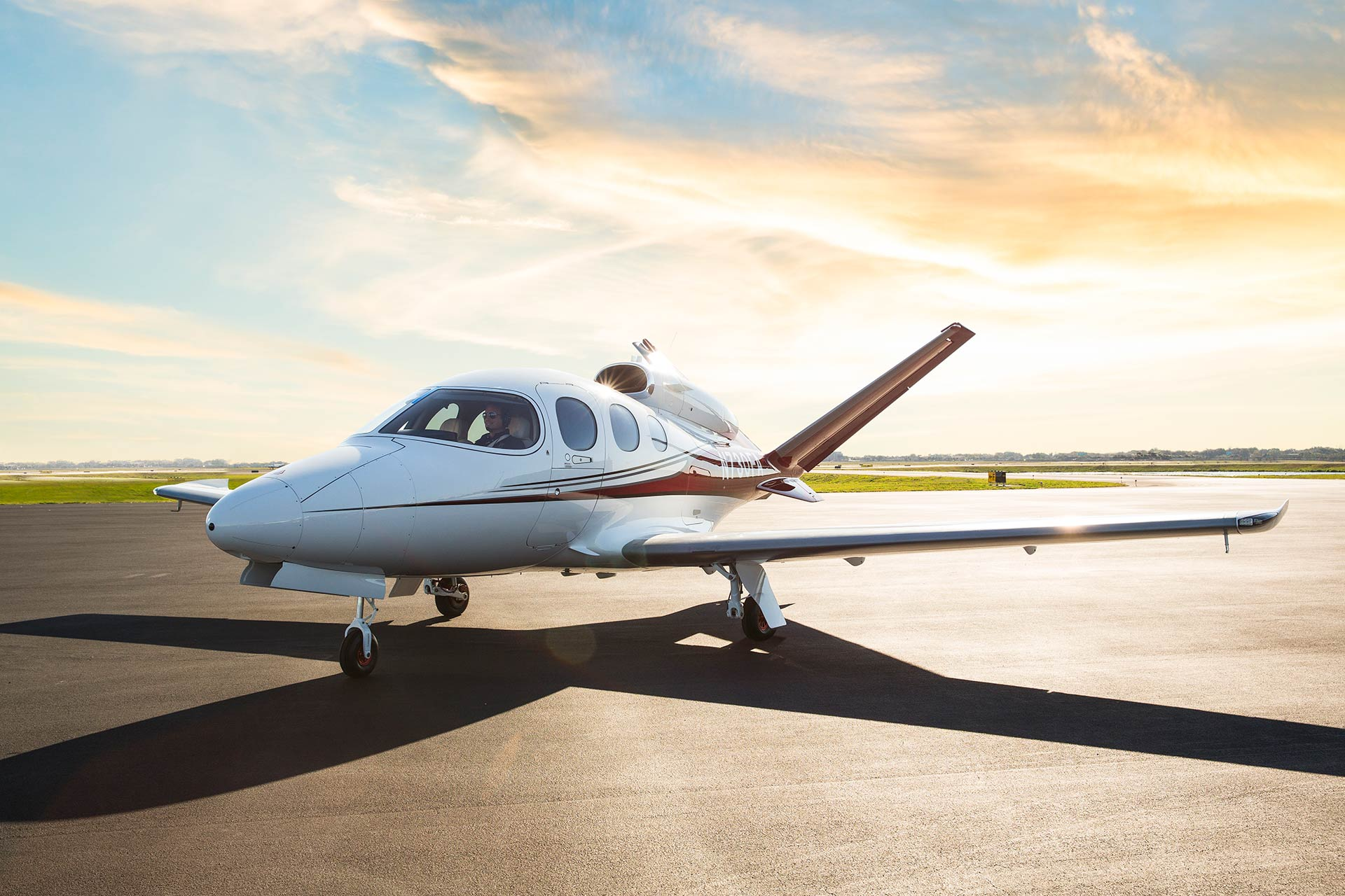Faa Grounds Cirrus Sf50 Jet Over Aoa Vane Issue Business Aviation