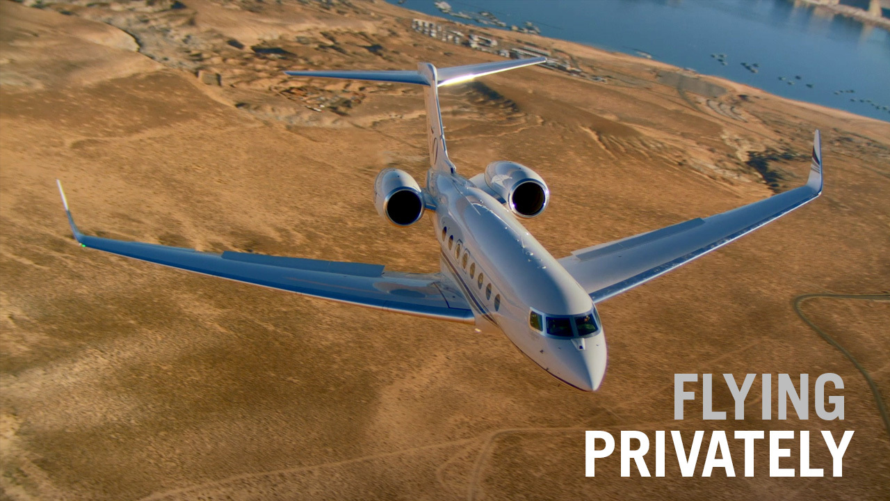 How to Experience Flying in the Back of a Private Jet for the First Time - AIN
