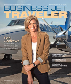 Business Jet Traveler