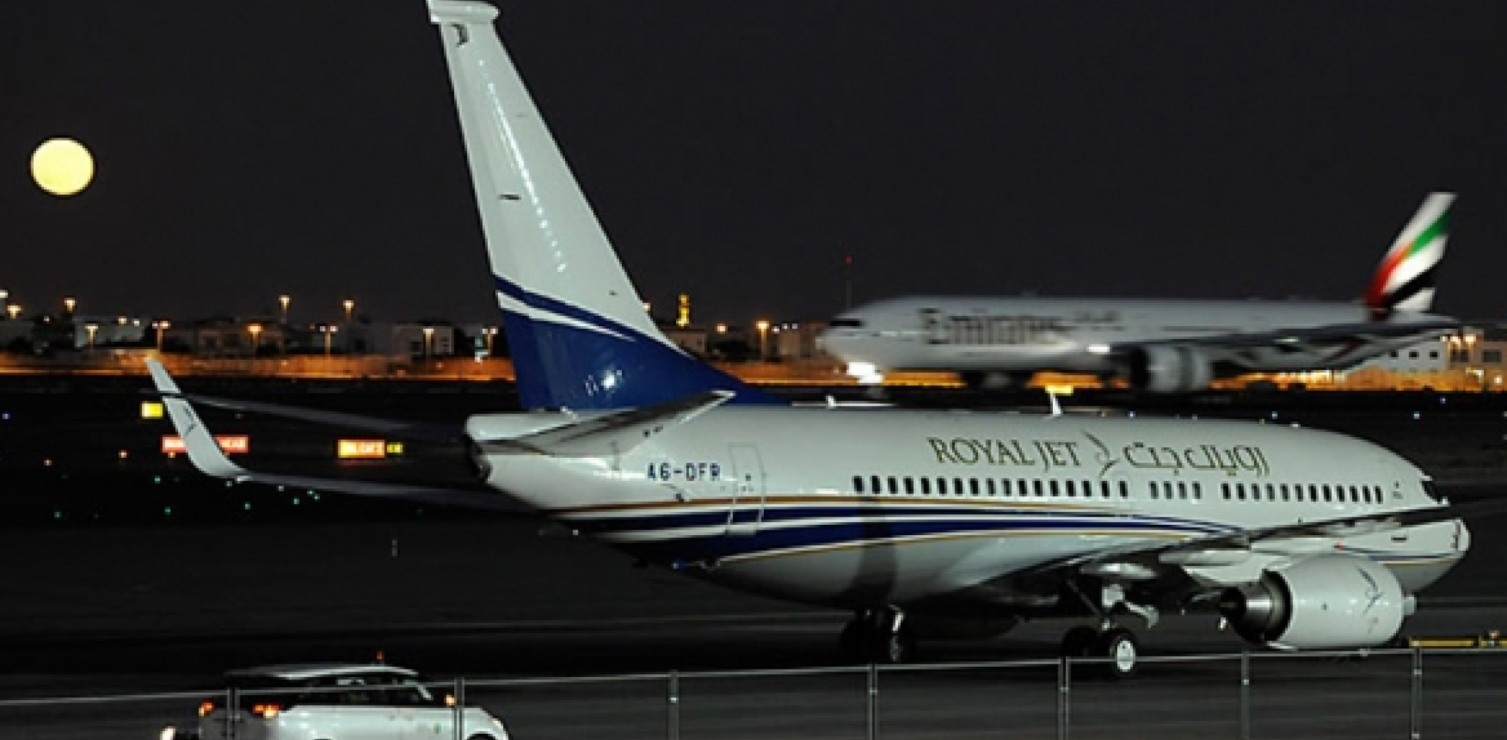 Royal Jet Boeing BBJ