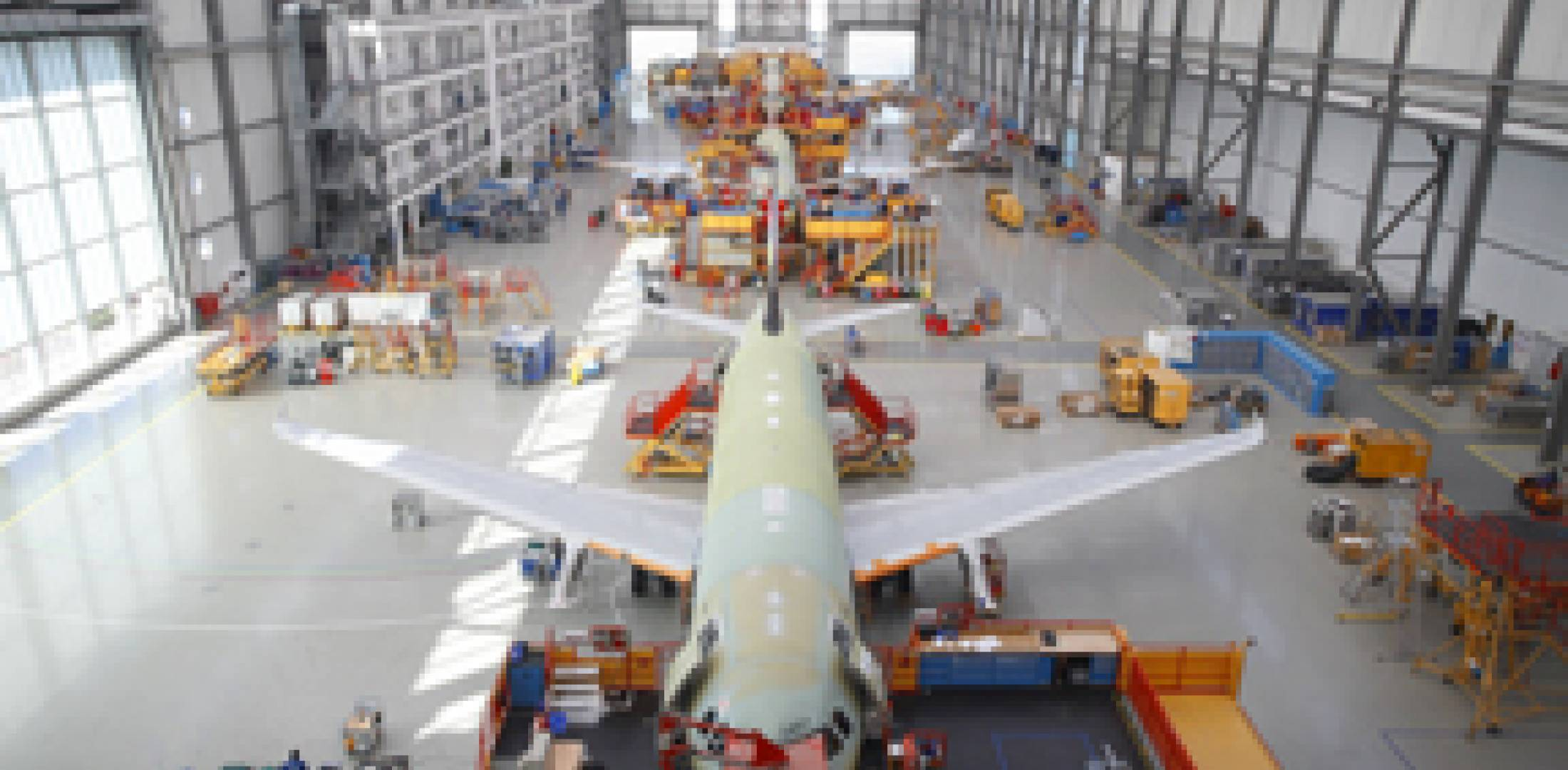 The next Airbus facilities could be used to bring together future technologie...