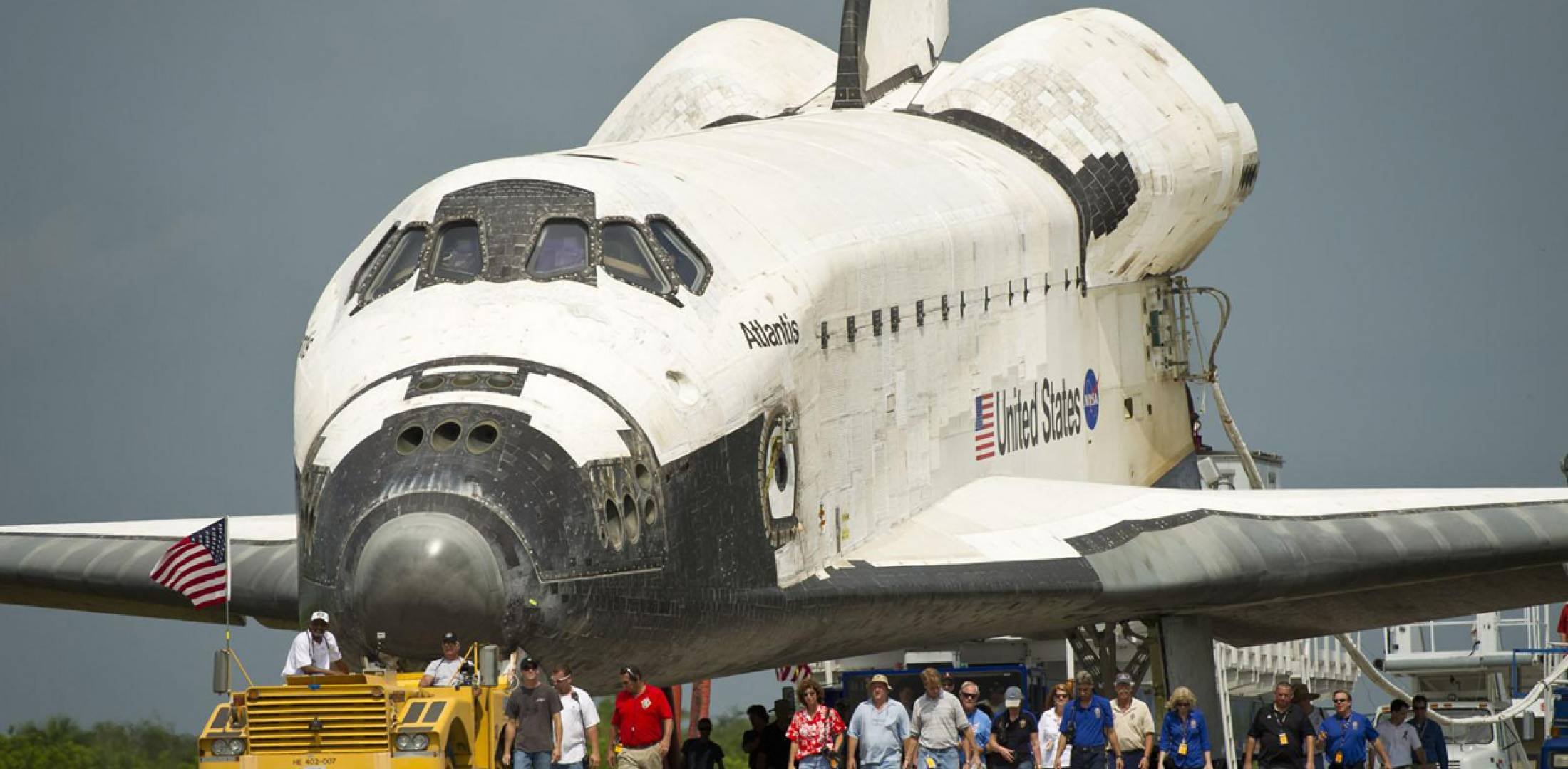 The July 21 landing of the space shuttle Atlantis marked the end of a 30-year...
