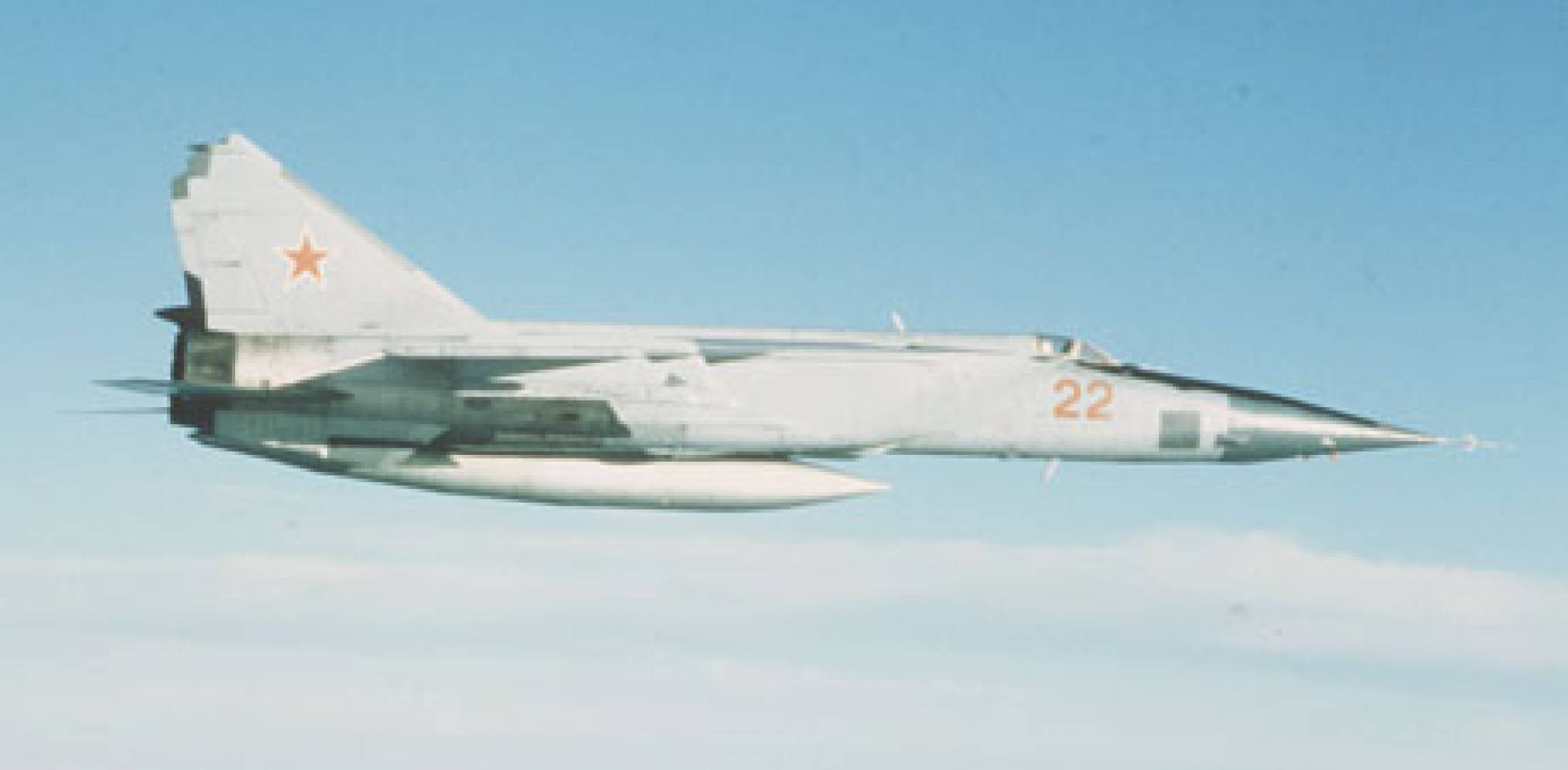 Air Force One Interior Modernization Prolongs Life Of Russia S Mig 25 Spyplanes