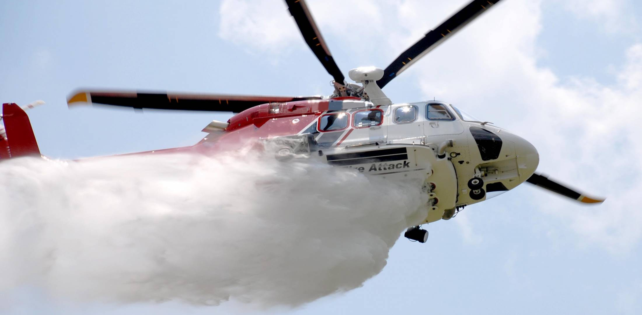 Firefighting AW139