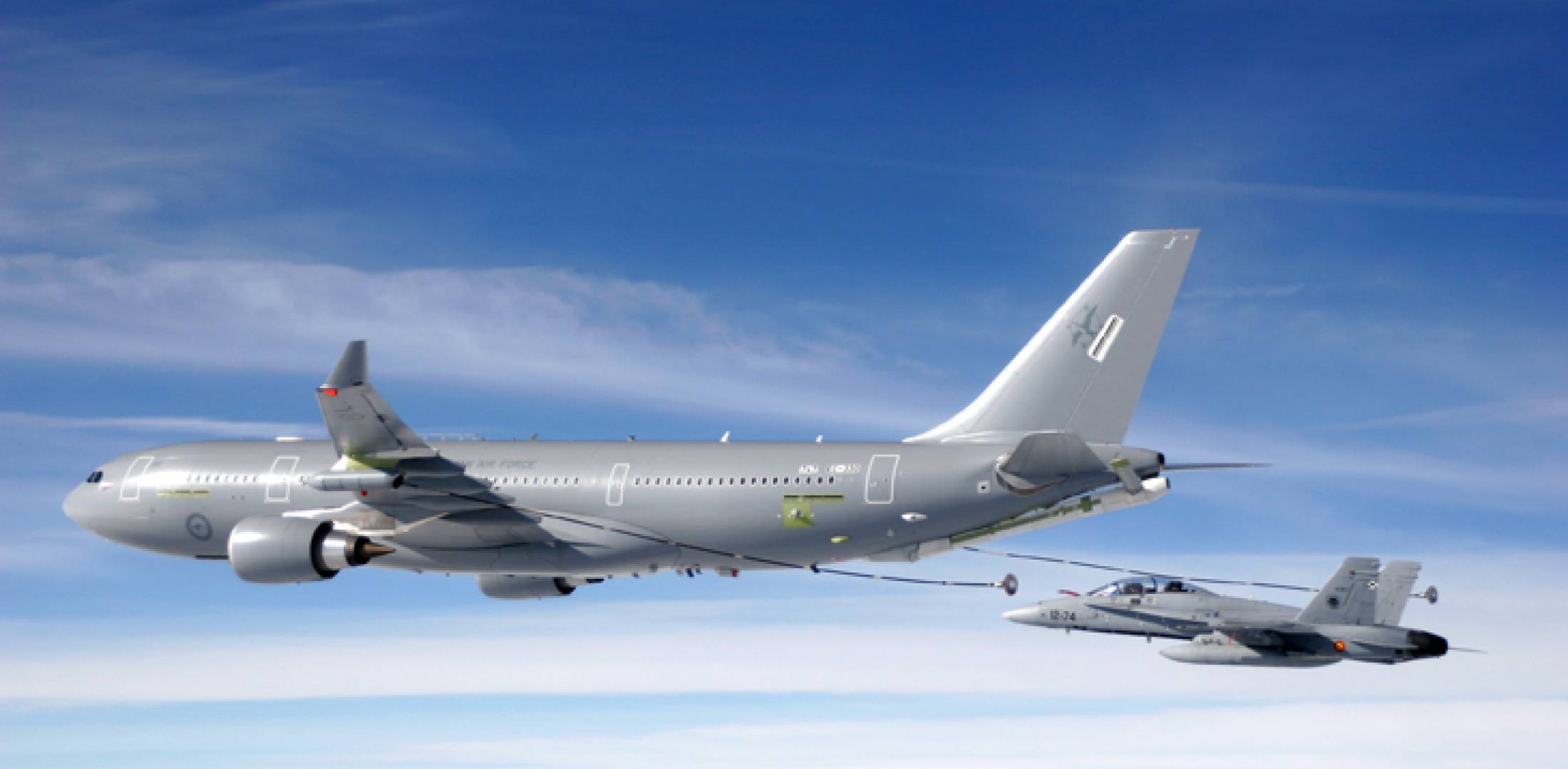 Airbus's A330MRTT appears to be poised to win the long-running battle to supp...
