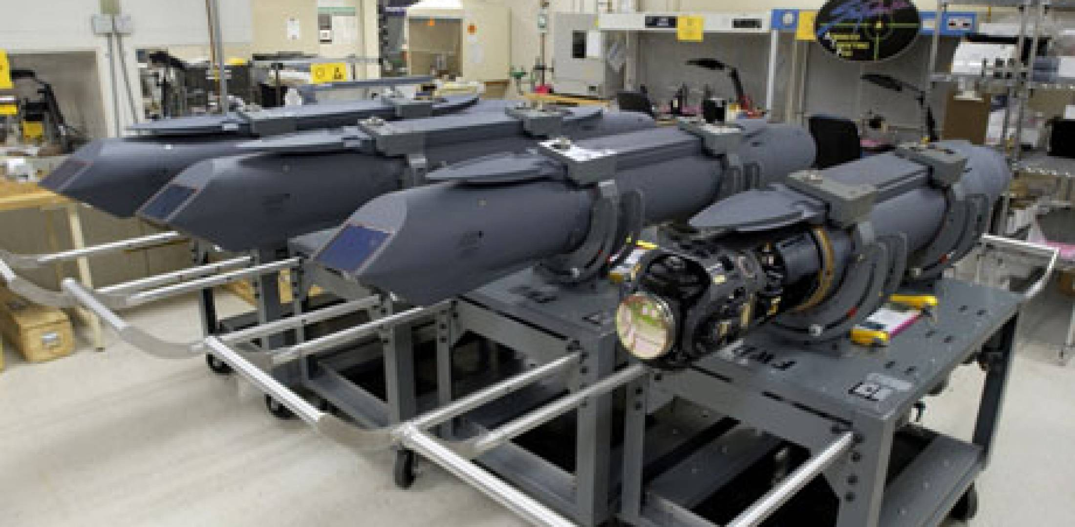 U S Approves Full Rate Production Of Advanced Targeting
