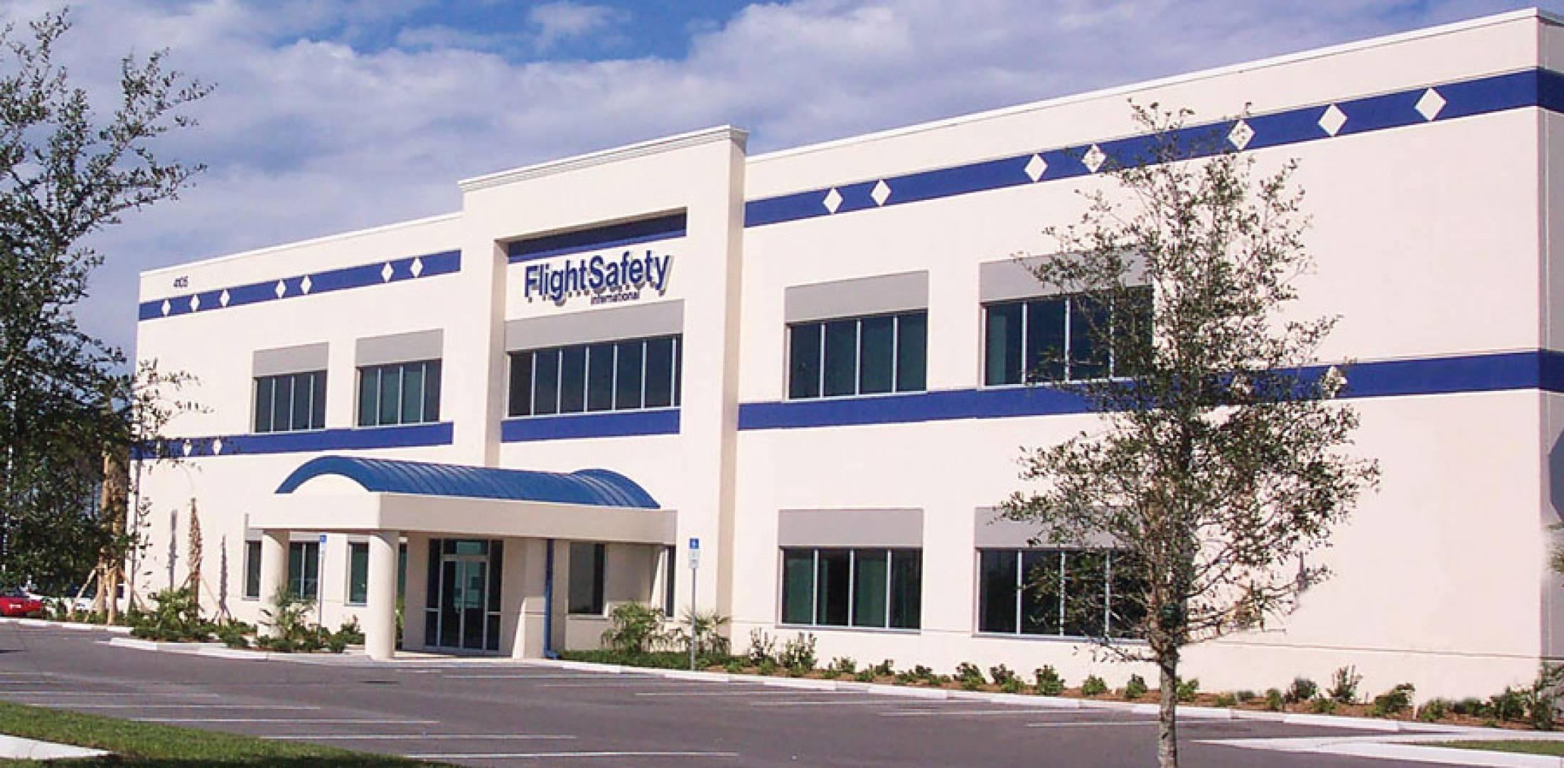 FlightSafety International Orlando center