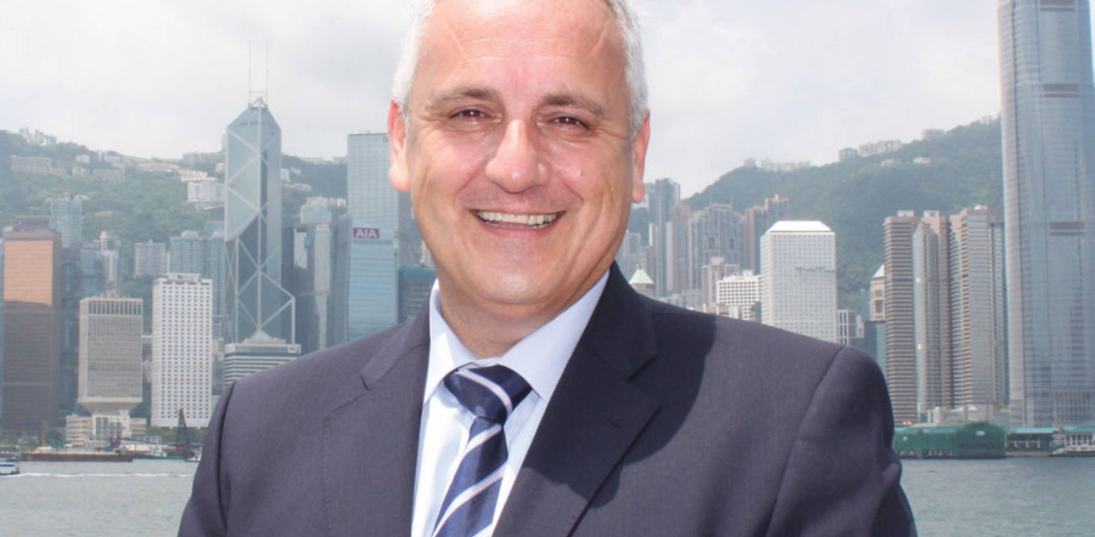 Neil Gibson, Gama Aviation Asia managing director
