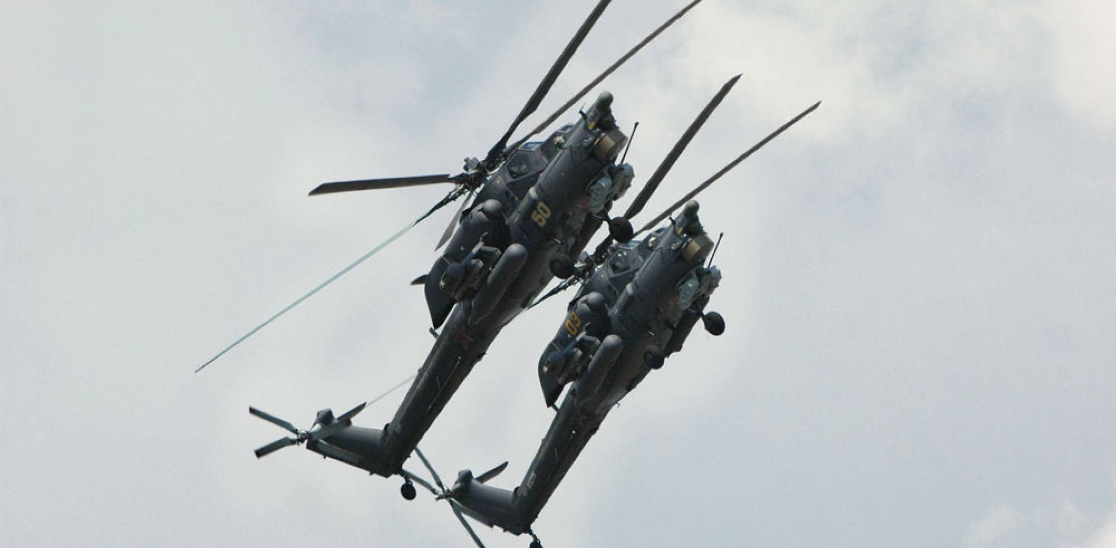 The Mi-28N is primarily intended for fire support of the troops, going into the heat of the battle if required.