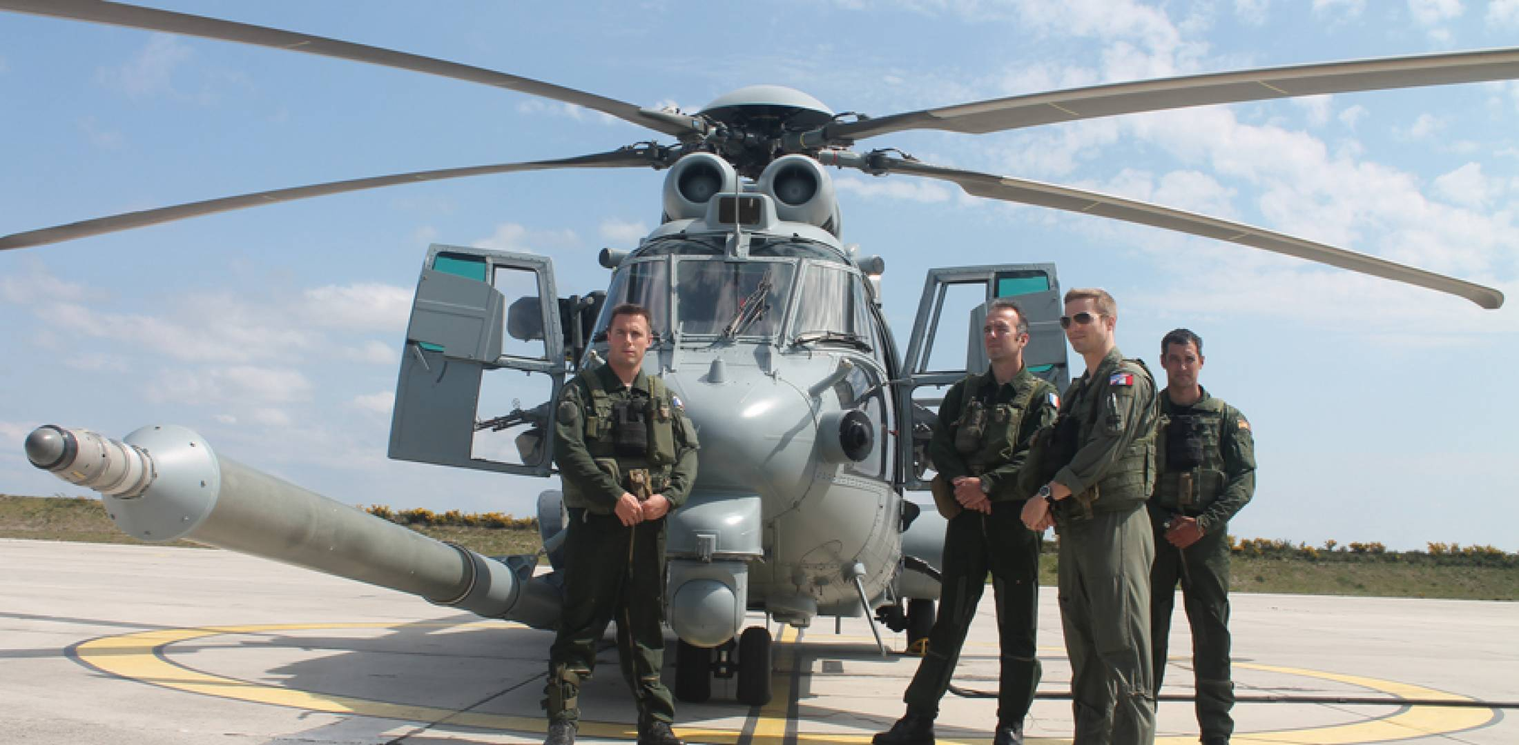 Aircrew from EH01.067