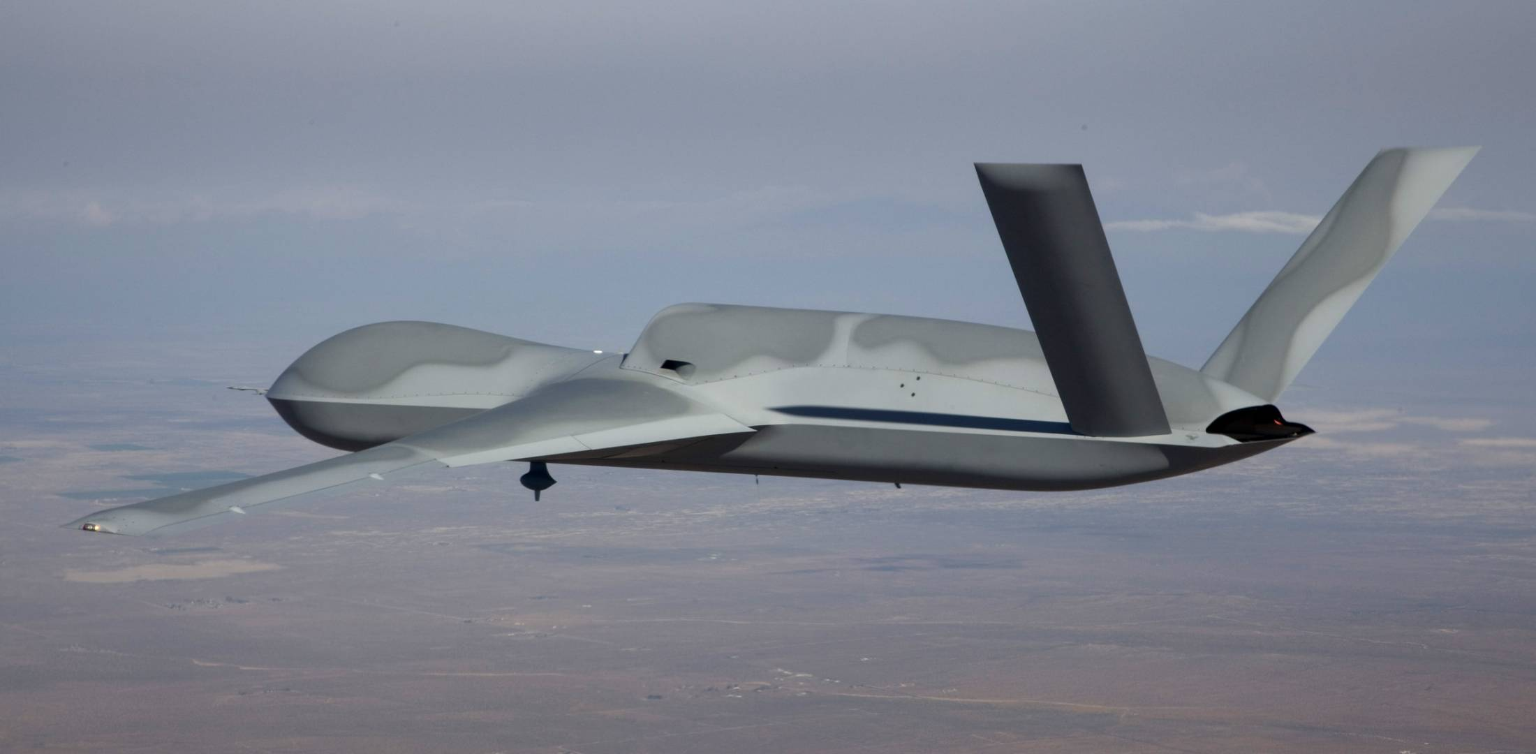 General Atomics is developing a marinized version of its Predator C jet-power...