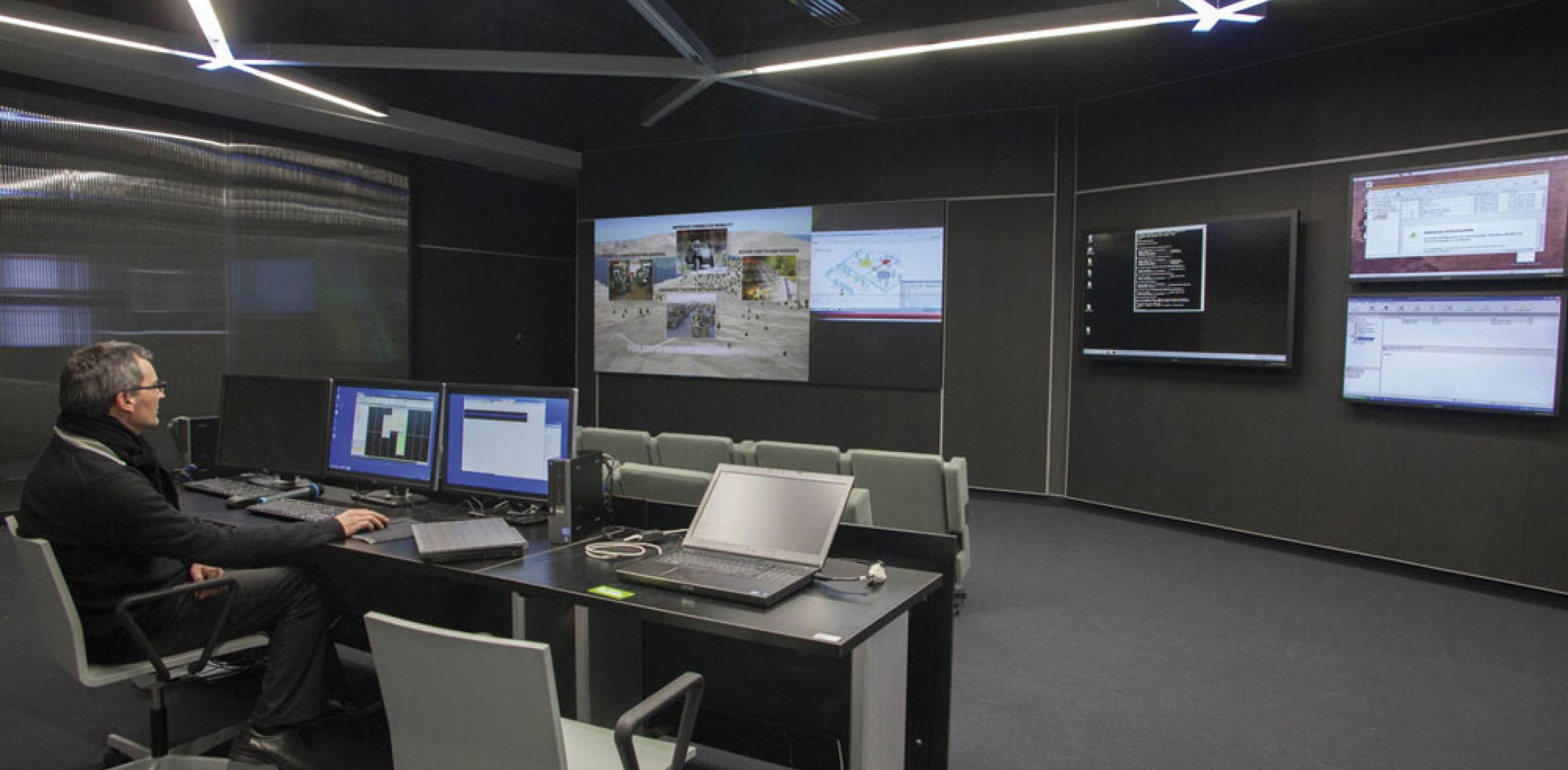 Thales has introduced two new innovation centers where customers can sample the company's products.