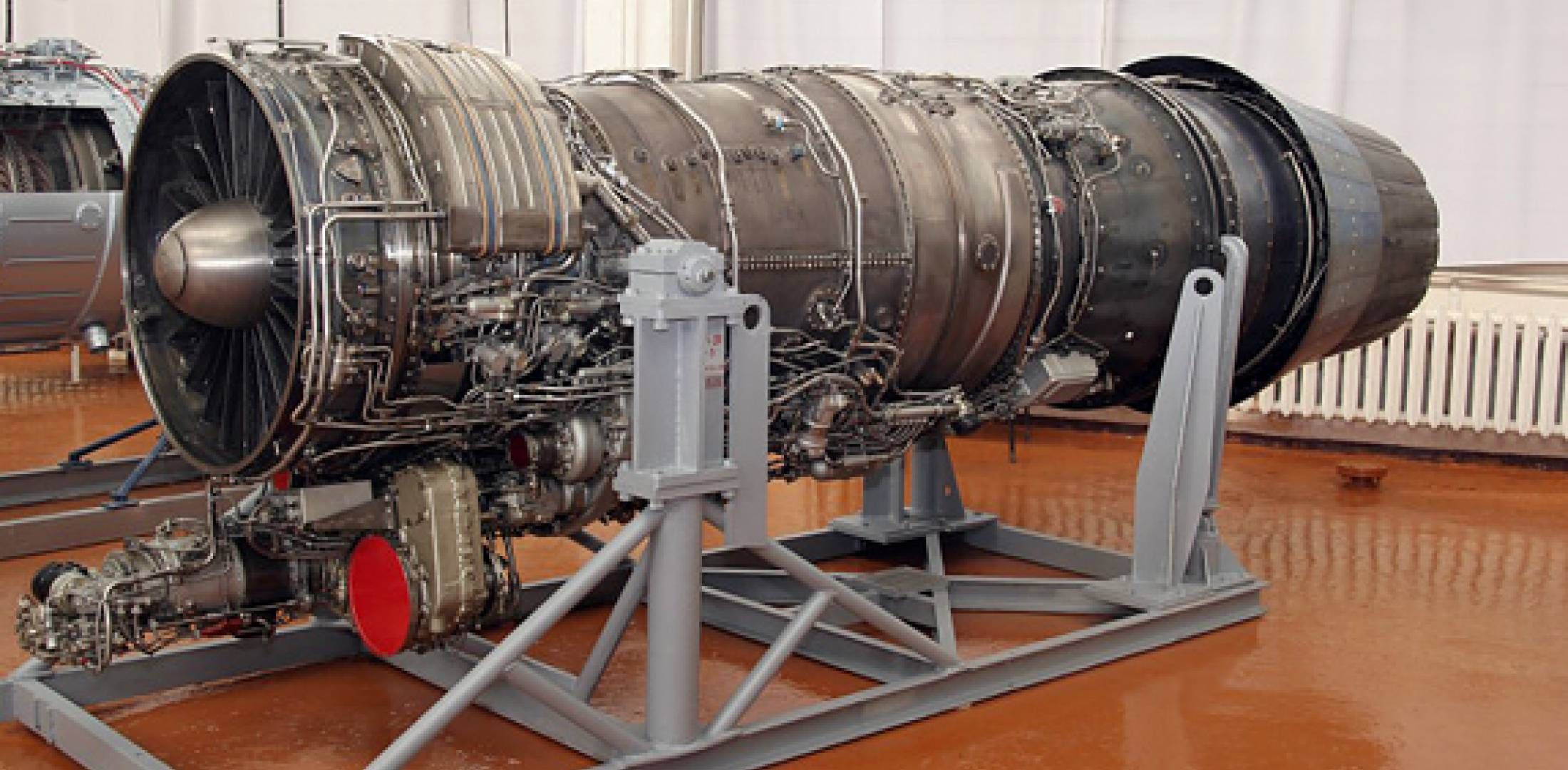 The AL-31FN is based on the standard Su-27 engine but is reconfigured to suit...