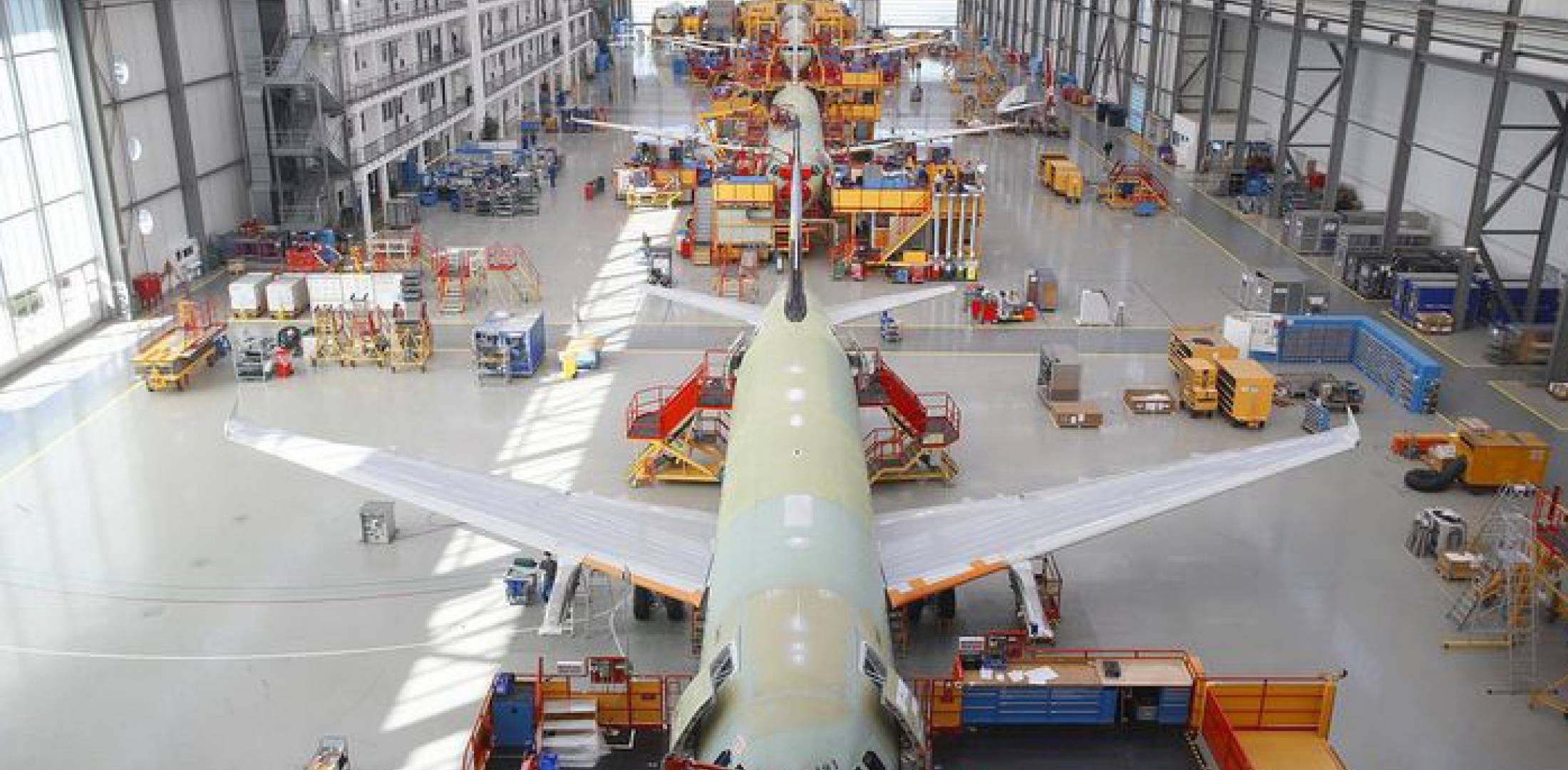 Airbus this spring decided to raise its A320 production rate to 42 a month st...