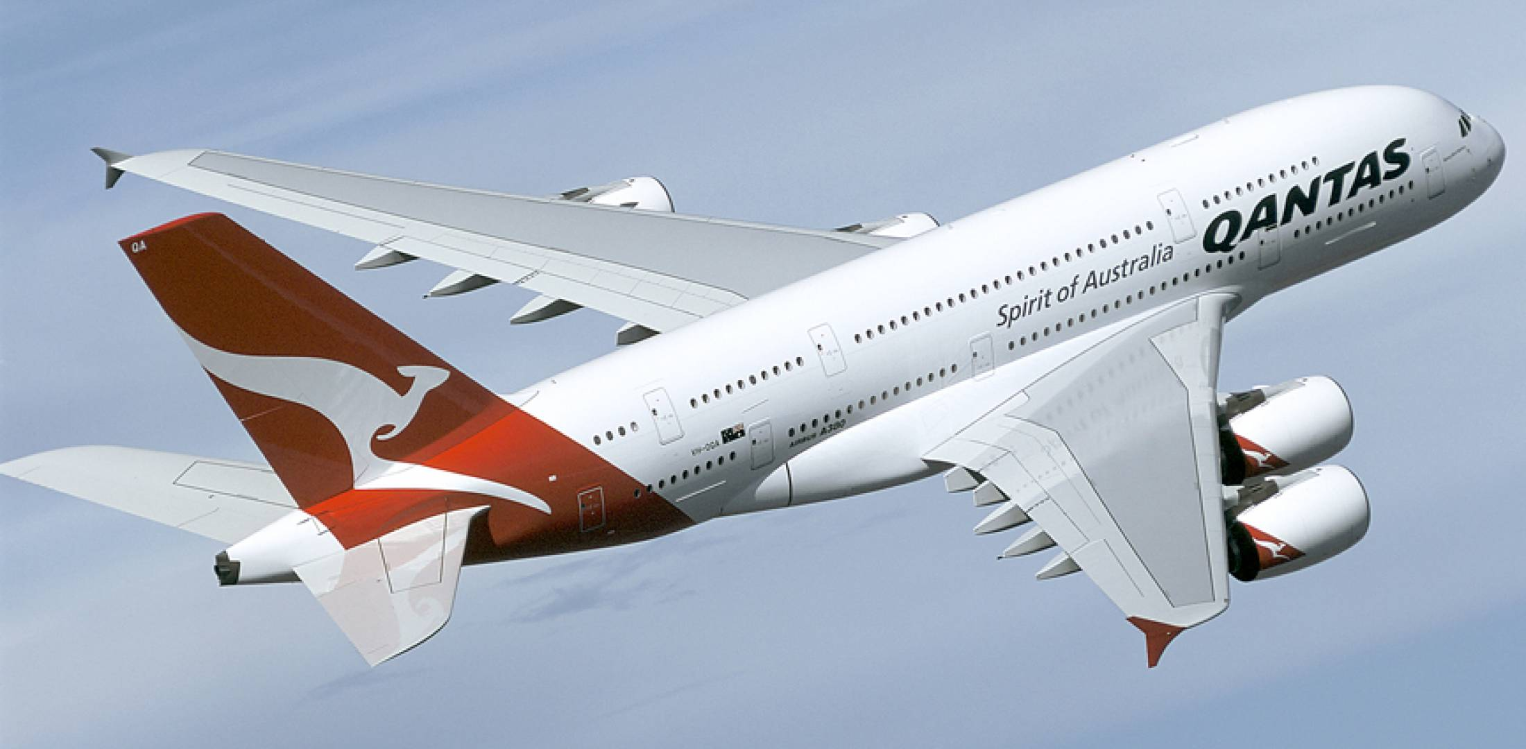 Qantas Airways plans to defer delivery of six Airbus A380-800s for up to six