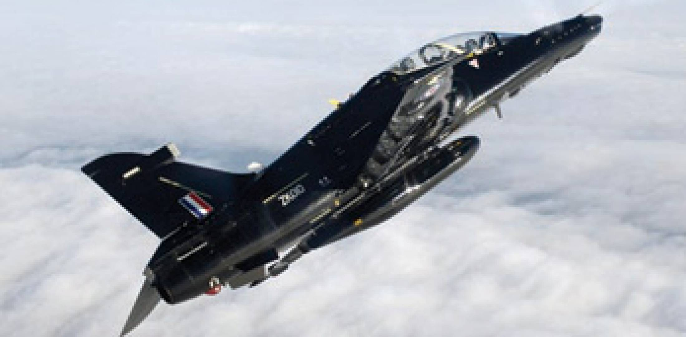 The Royal Air Force is due to begin pilot training in the Hawk T.Mk 2 in Nove...
