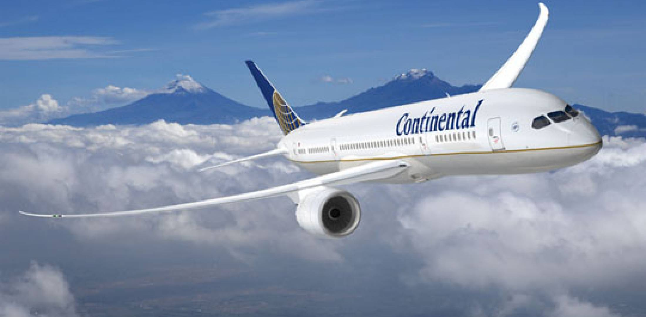 Both United and Continental hold orders for Boeing 787s. Continental recently...