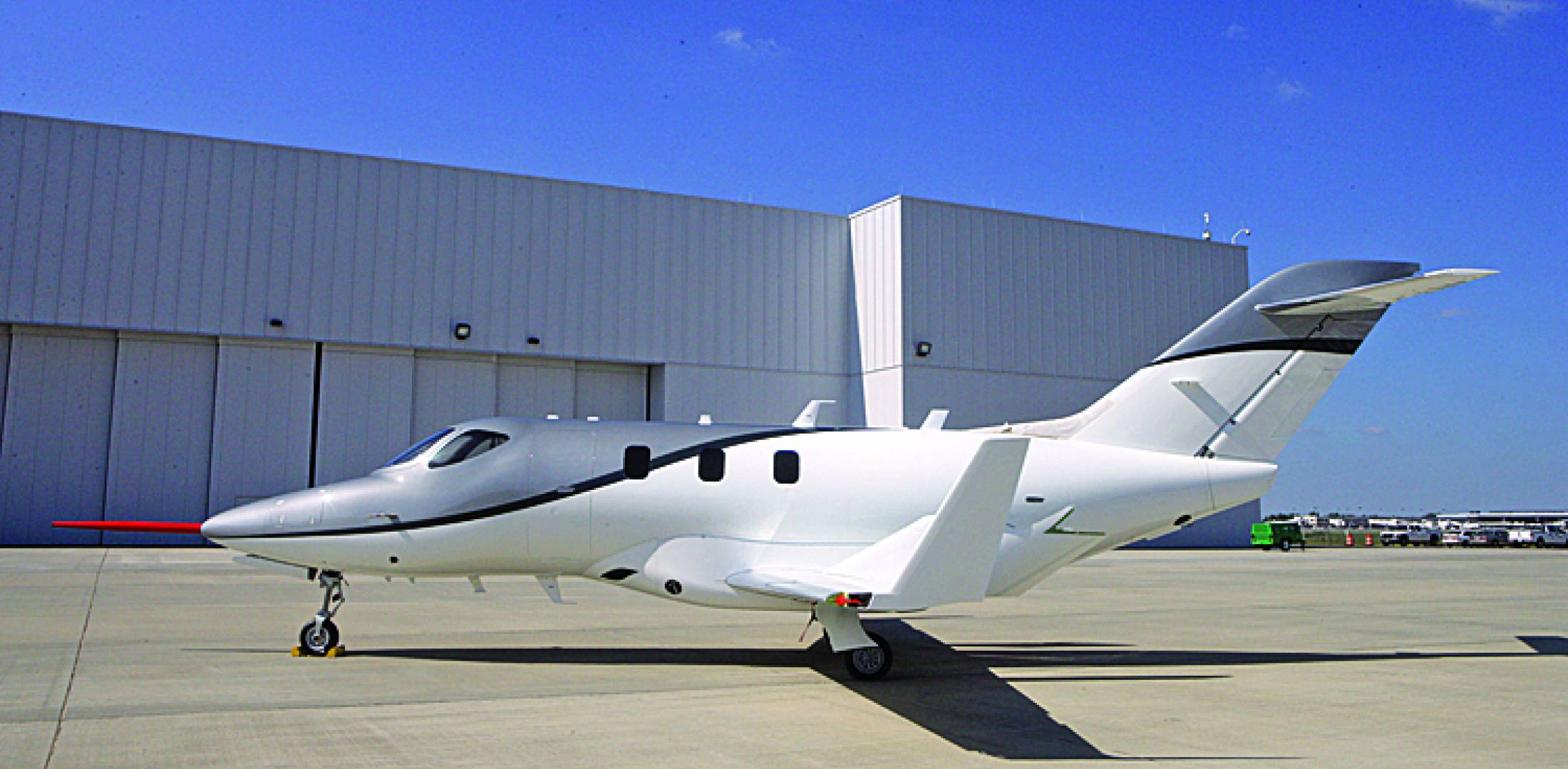 "Honda Aircraft expects to make the first flight of its conforming HondaJet ""v..."