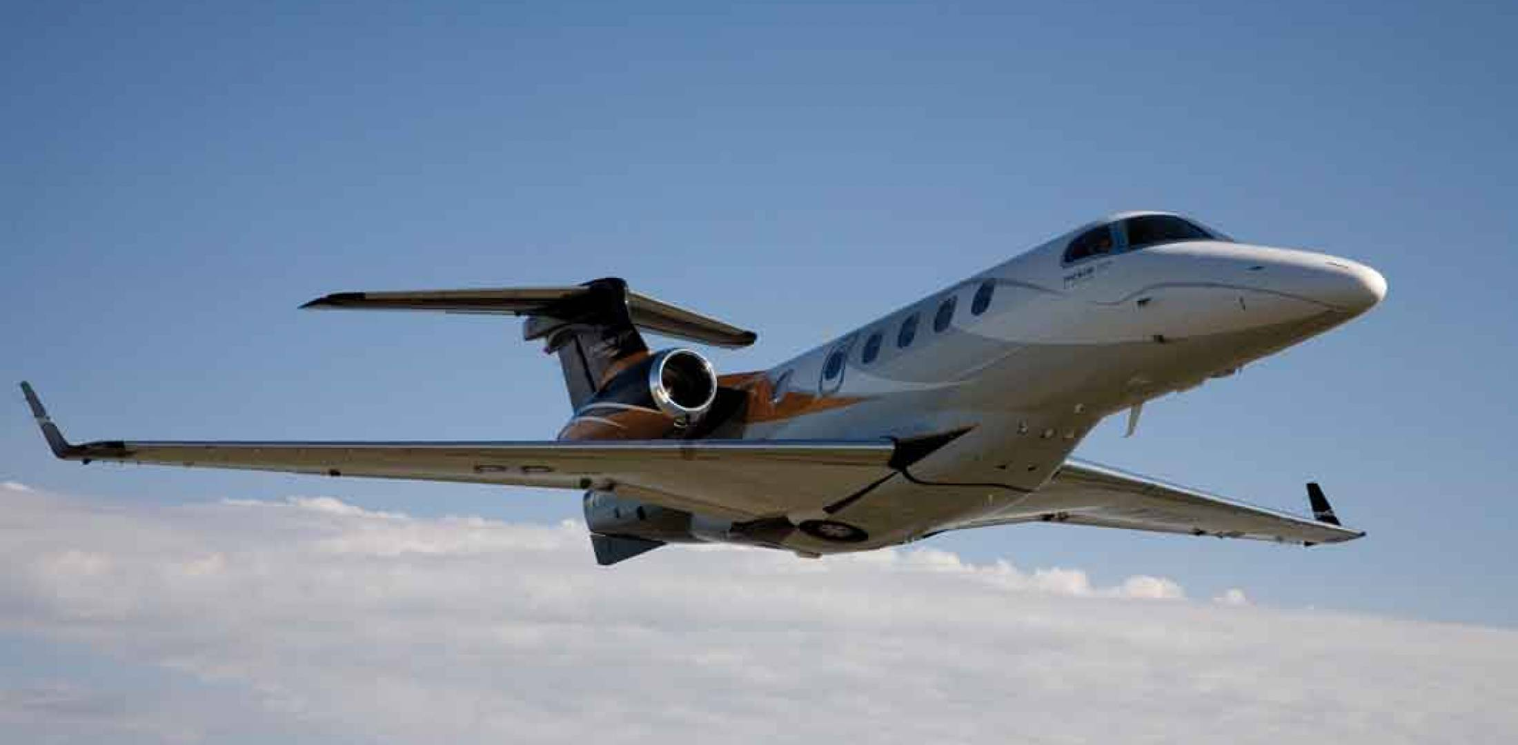 Embraer announced that fractional provider NetJets has signed an agreement to...