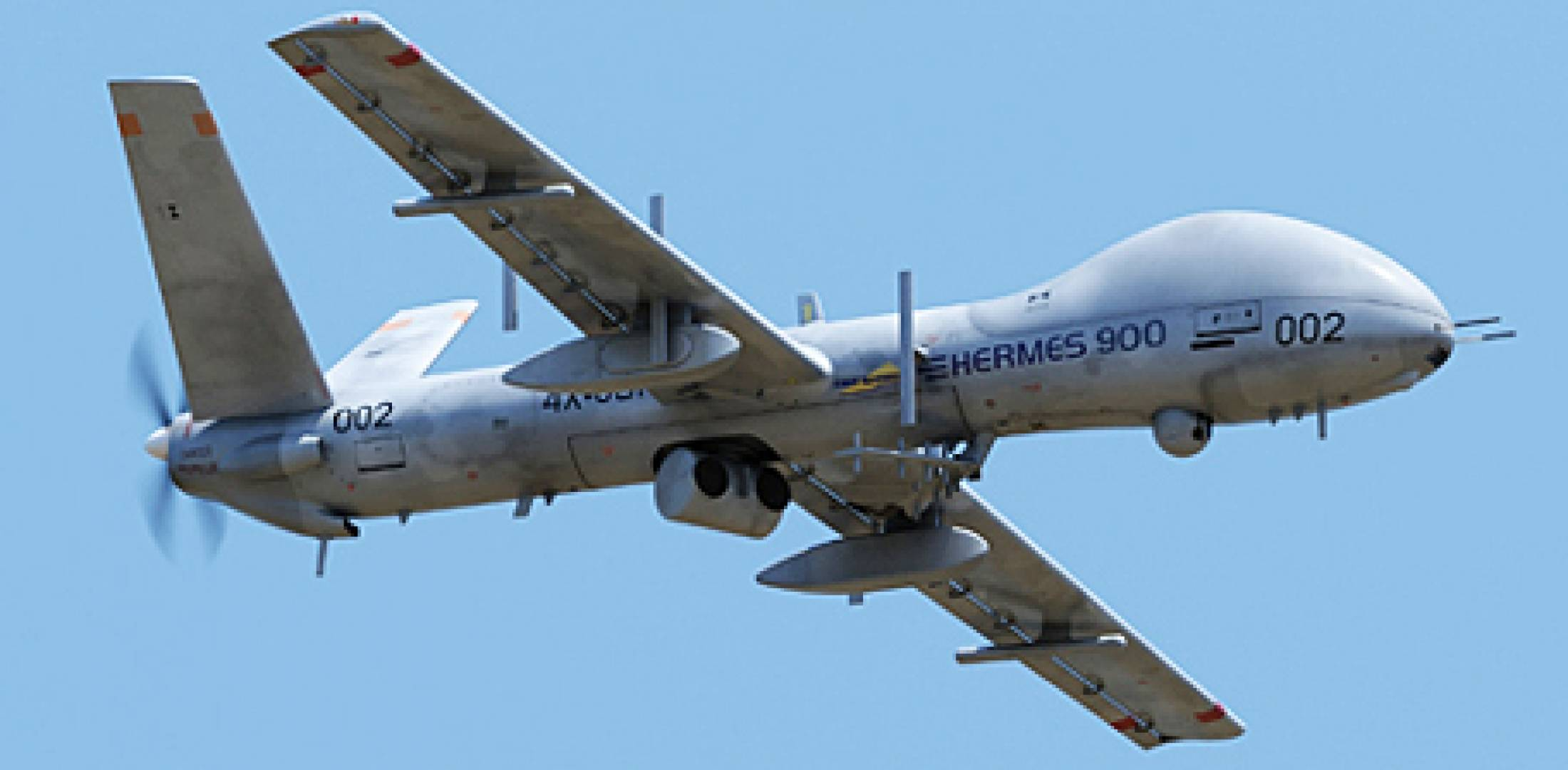 Elbit Systems has secured an order for an unspecified number of Hermes 900s f...