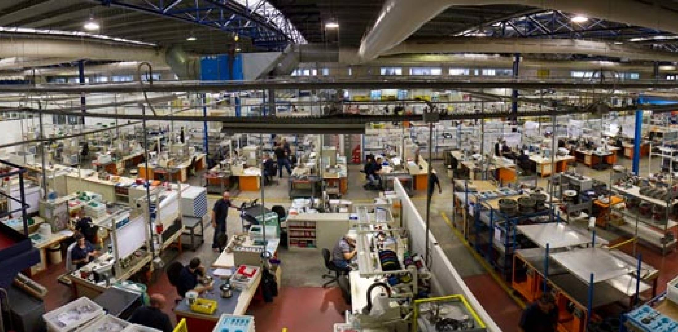 Liebbherr's aerospace activities center around an air systems manufacturing faci