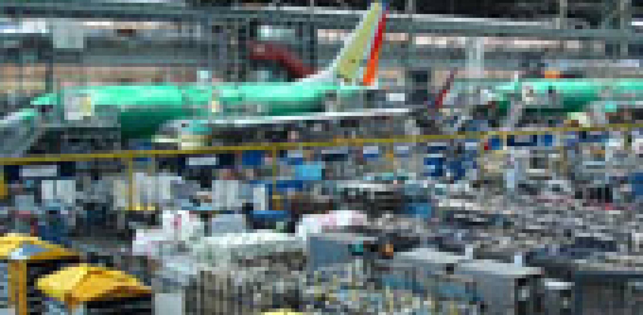 Boeing's third 737 rate hike since May will see the assembly line in Renton, ...