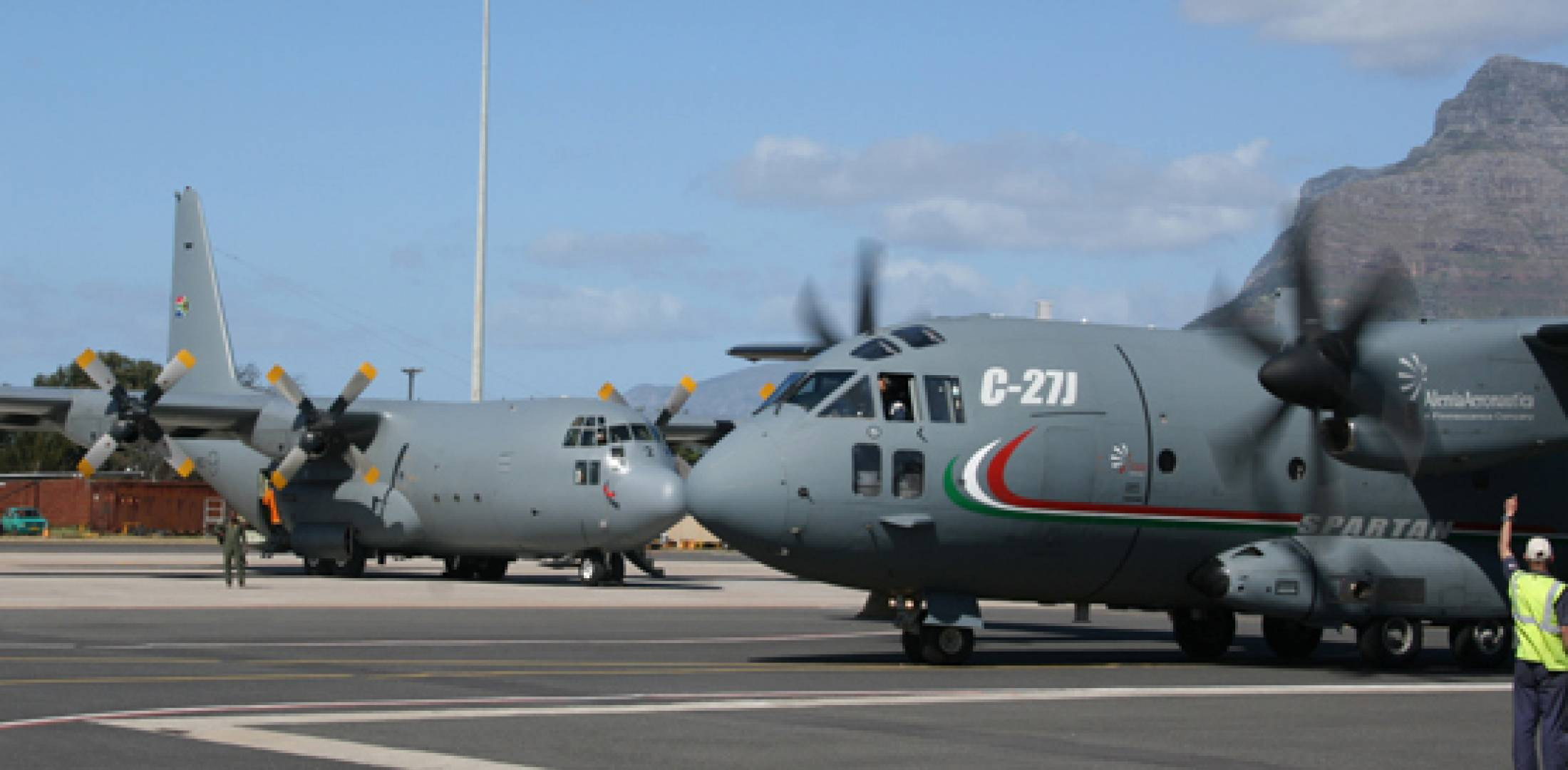 The South African Air Force is searching for new lift to replace its fleet of...