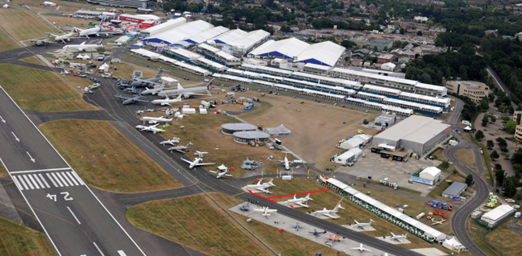 Two tough years of harsh business conditions  since the 2010 Farnborough International show  have not dented prospects for this year's event,  say organizers. (Photo: Mark Wagner)