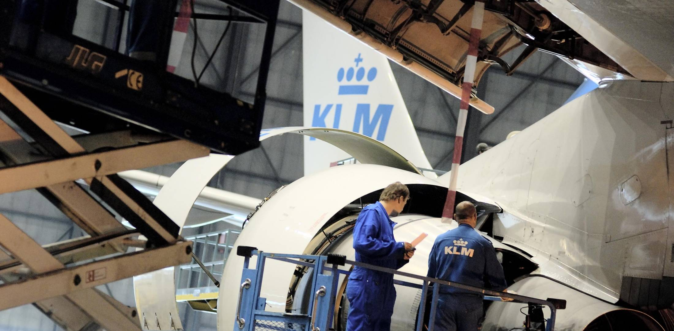 Air France KLM's maintenance, repair and overhaul operation still sees strong prospects in India despite recent struggles there.