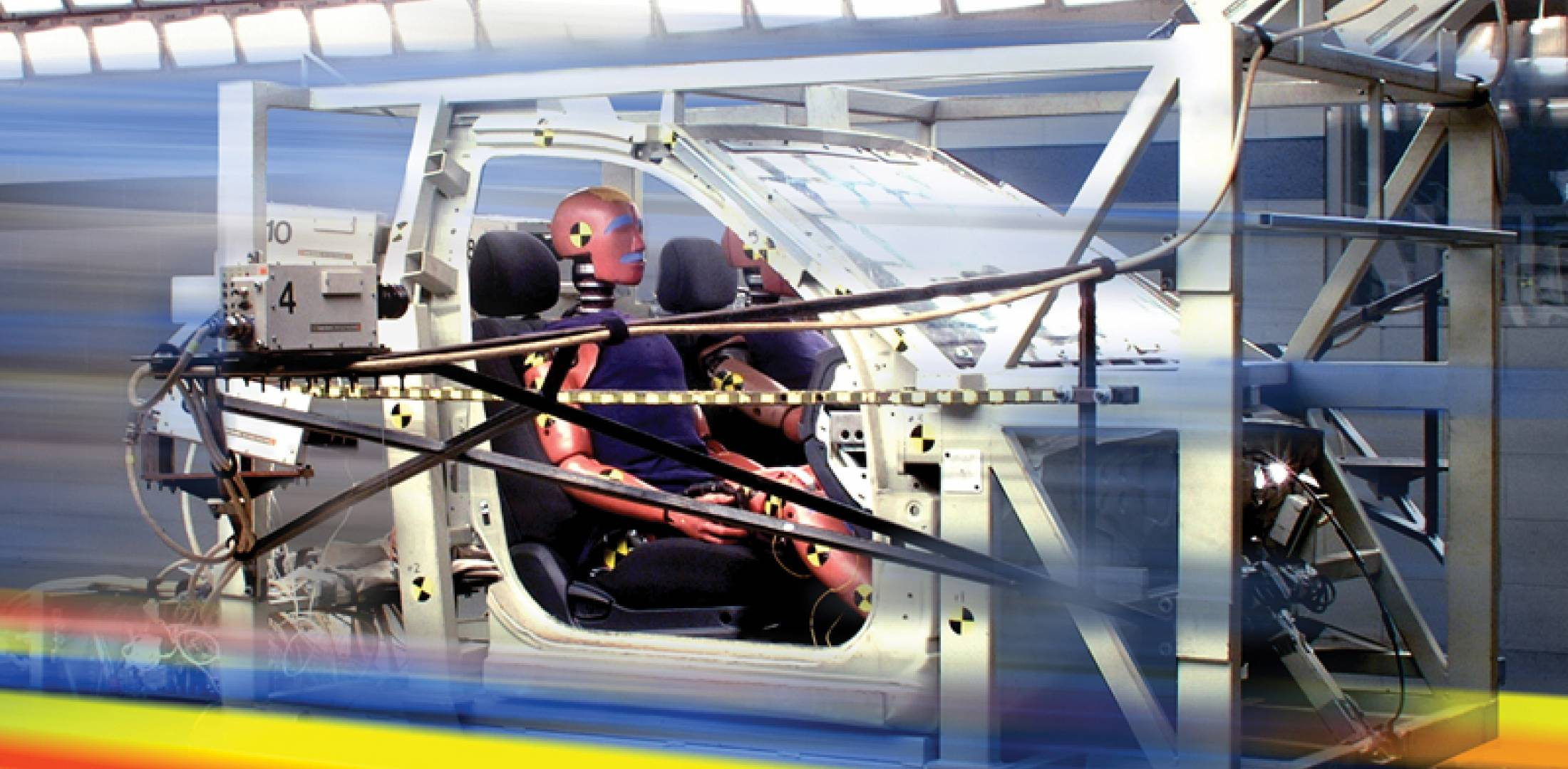Aviation Occupant Safety inflatable restraint systems in development