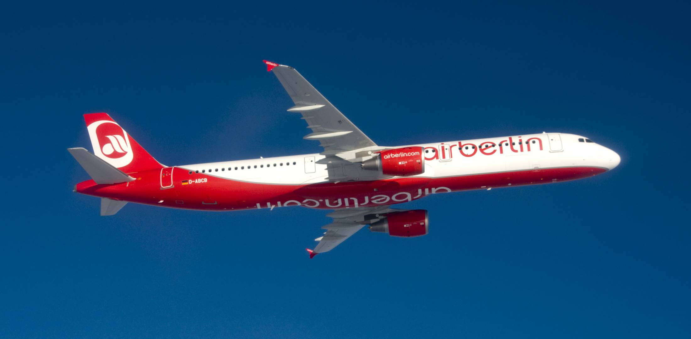 airberlin Airbus A321-200