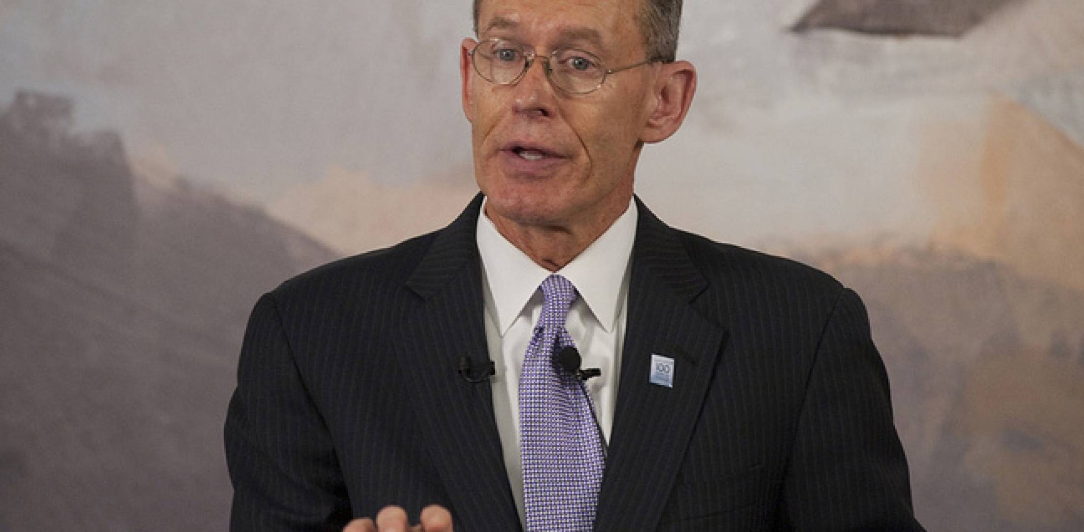 Lockheed Martin CEO Bob Stevens said government spending cuts threatened by sequestration will force the company to modify its contracts with suppliers, leading to untold consequences. (Photo: Lockheed Martin)