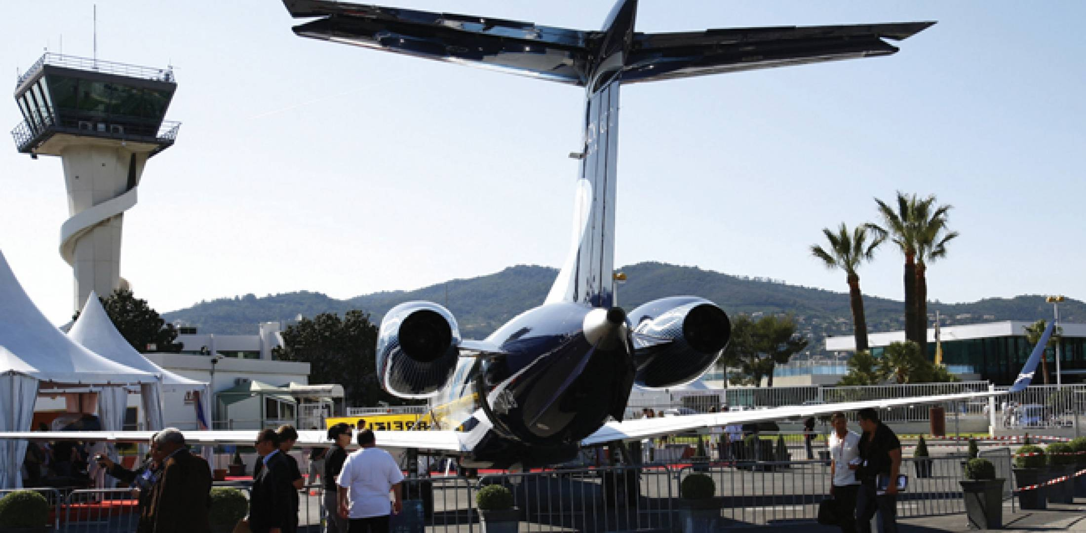 Cannes Airshow expects 20,000 visitors