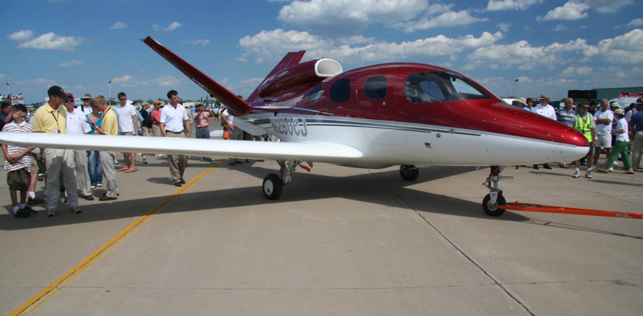 First Conforming Cirrus Vision Jet To Fly in 2014