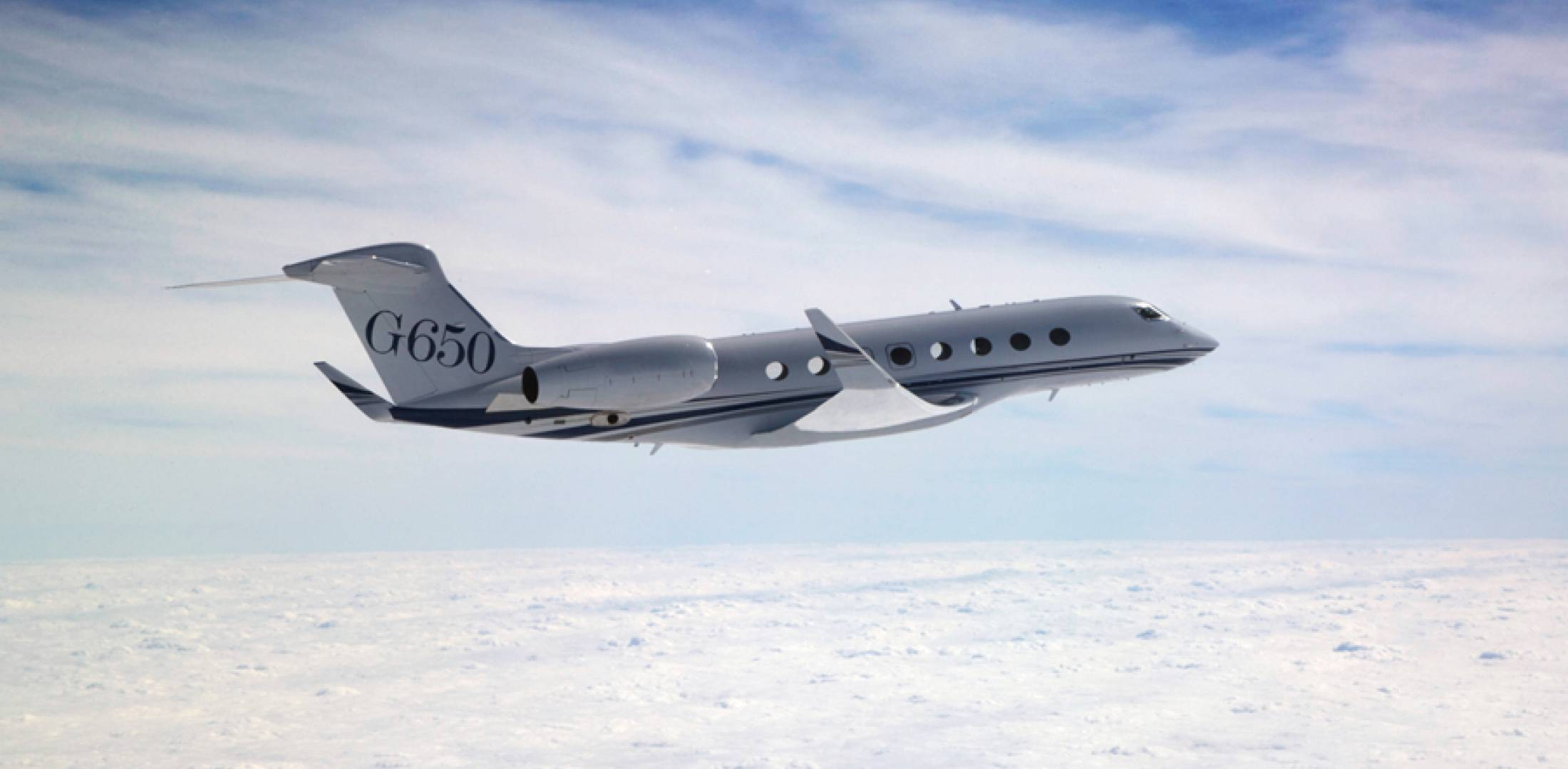 Gulfstream expects to receive provisional FAA certification for the G650 this qu