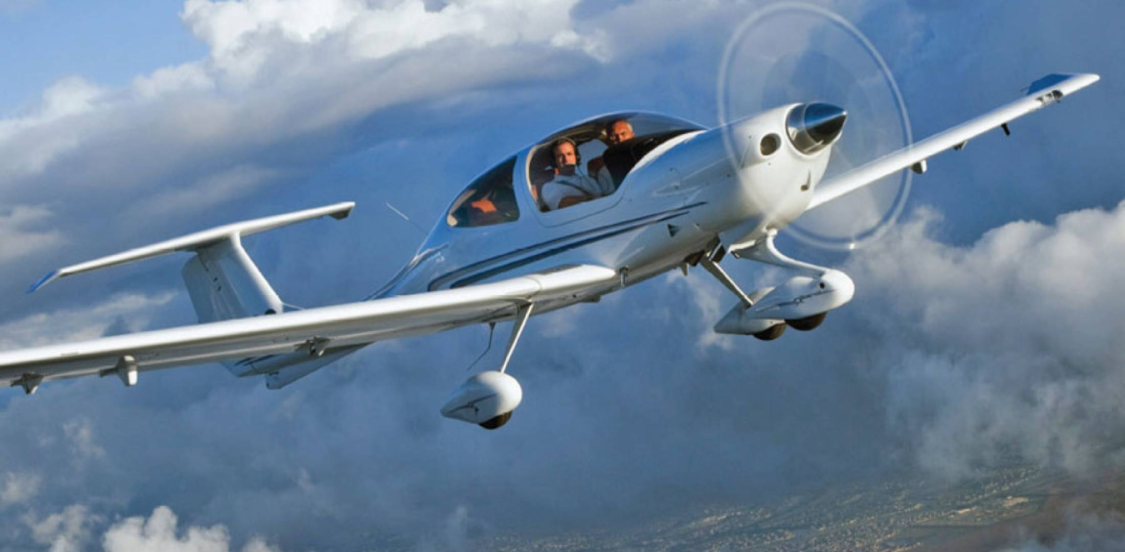 Diamond DA40 CS