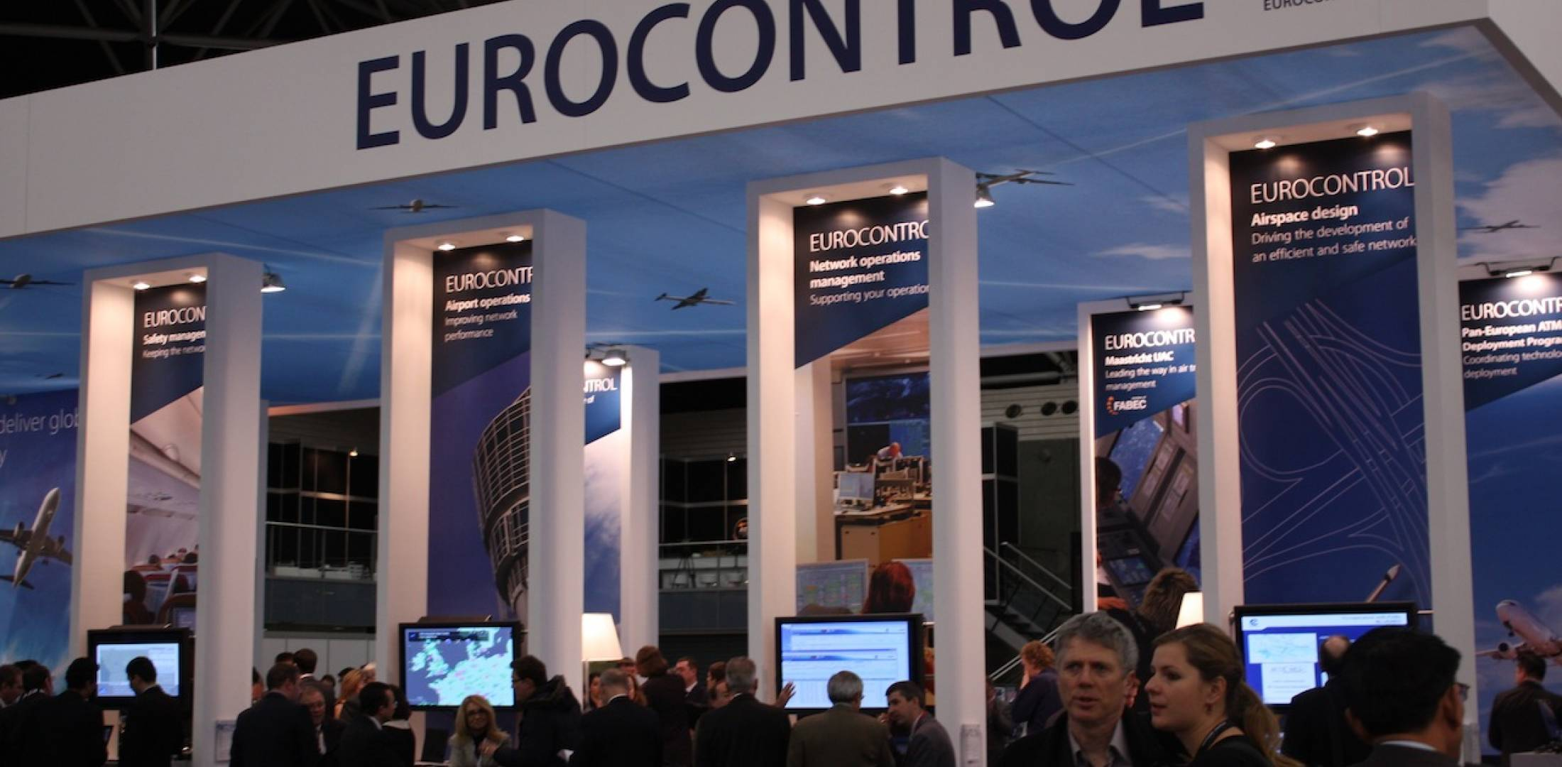 ATC Global Eurocontrol exhibit