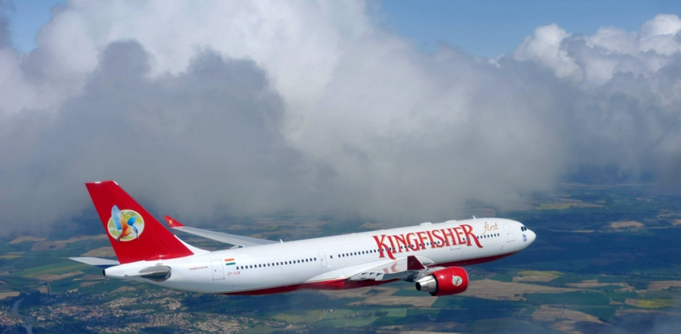 Kingfisher A330-200