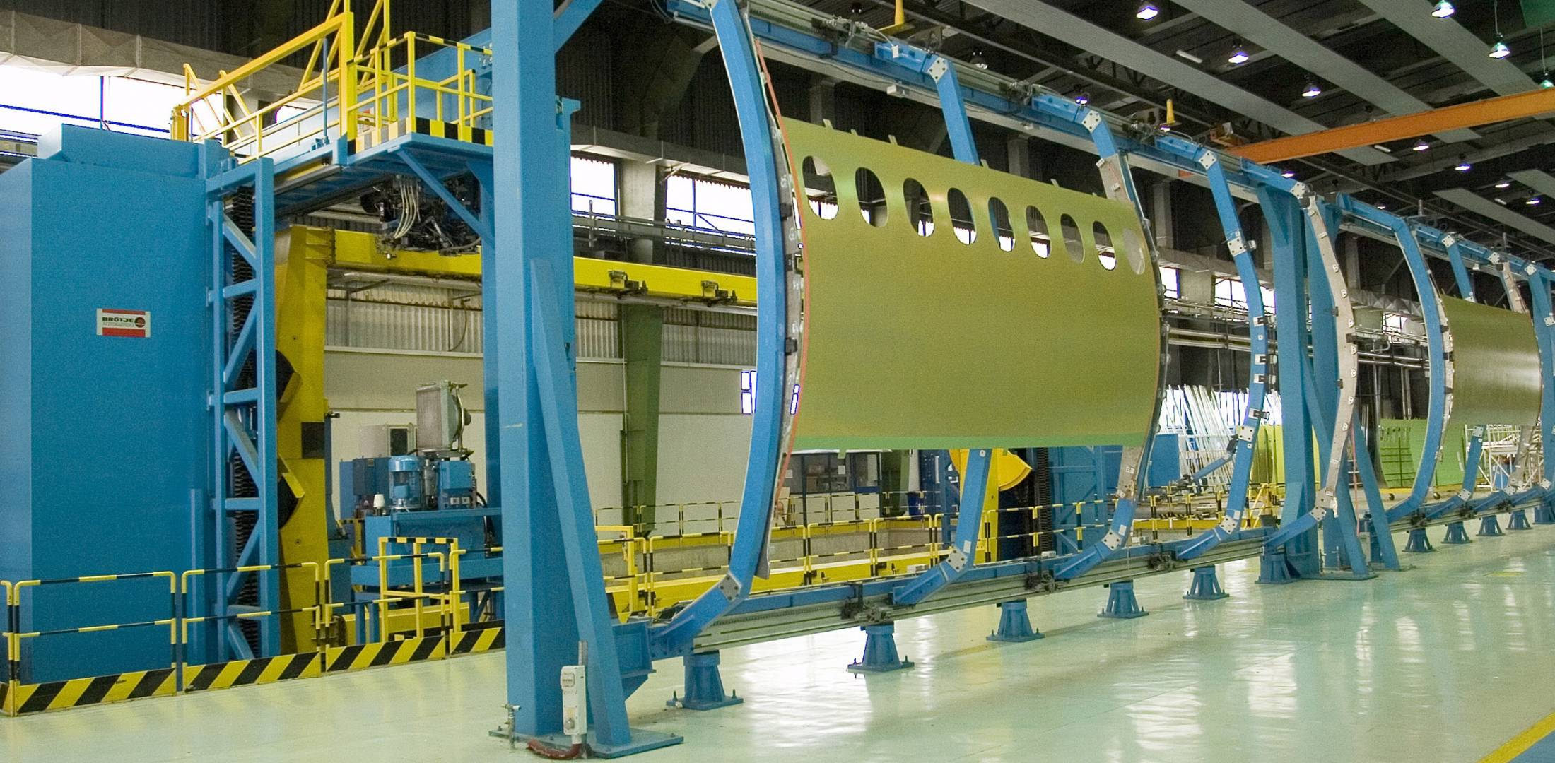 Restoring Alenia's aerostructures business to profitability is a priority
